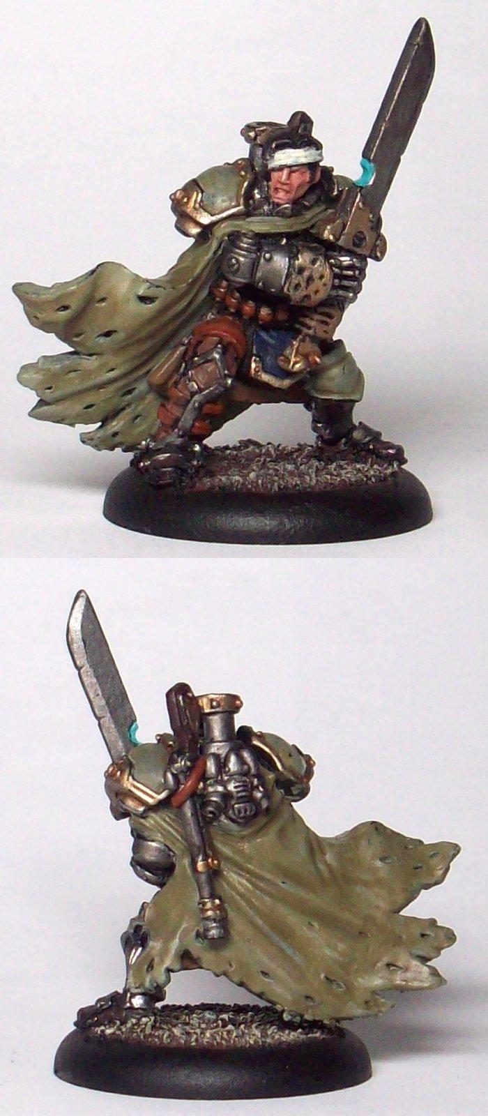 Mercenaries - Magnus the Traitor