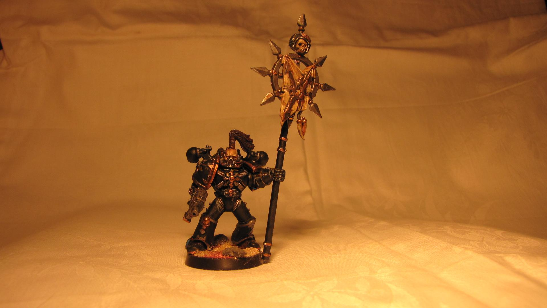 Black Legion, icon bearer