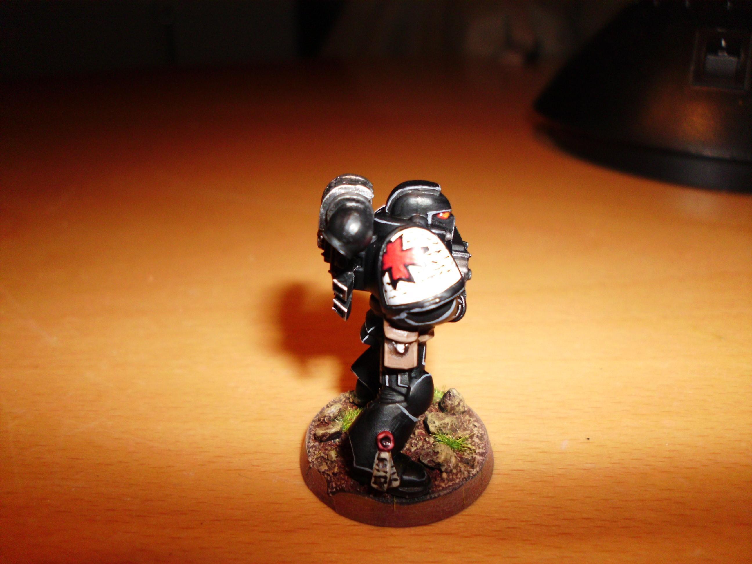 Black Templars, Space Marines, Tactical Squad, Warhammer 40,000
