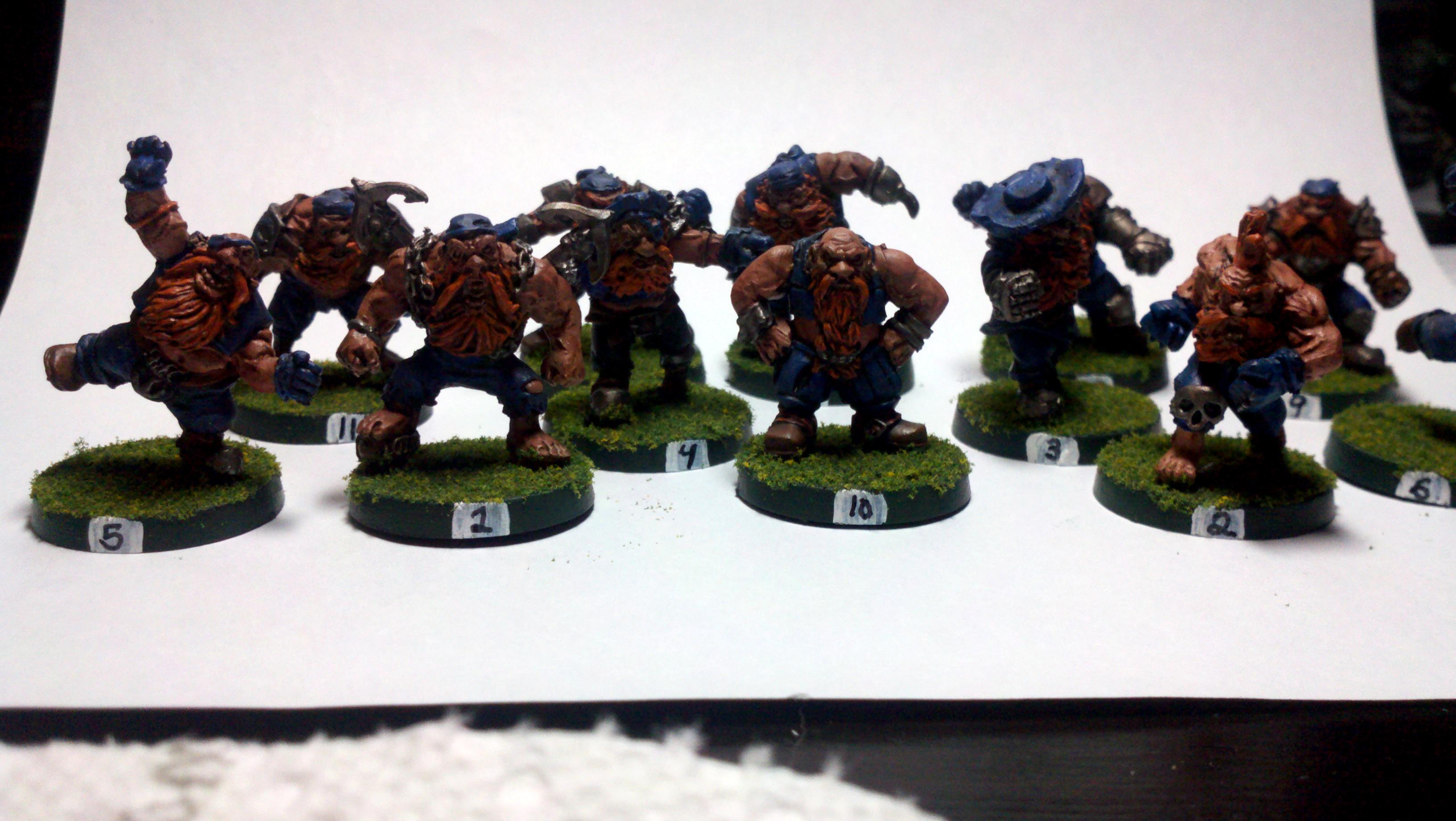 Blood Bowl, Dwarves