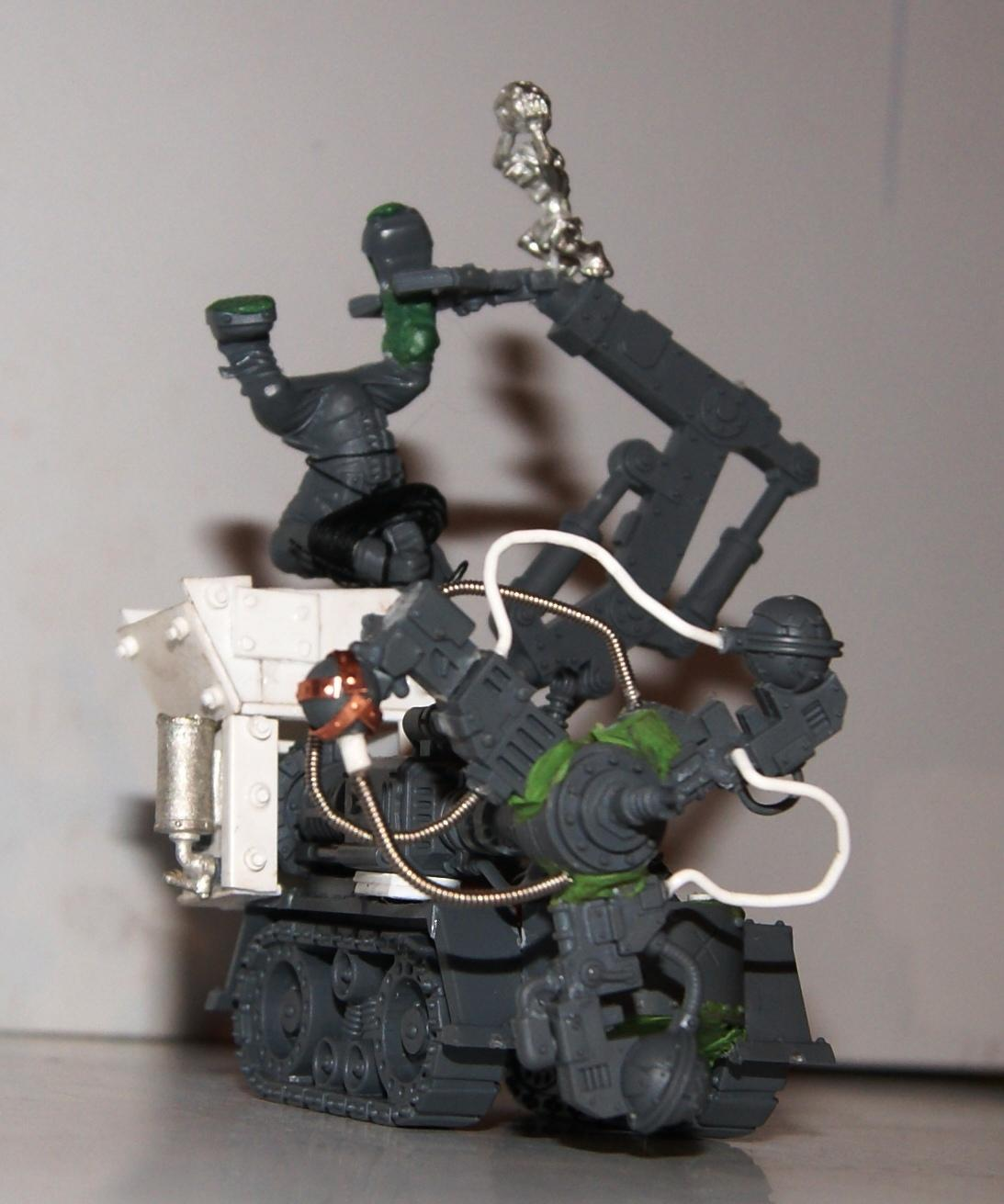 Conversion, Grot Rebellion, Grot Rebels, Grots, Shokk Attak Gun, Warhammer 40,000