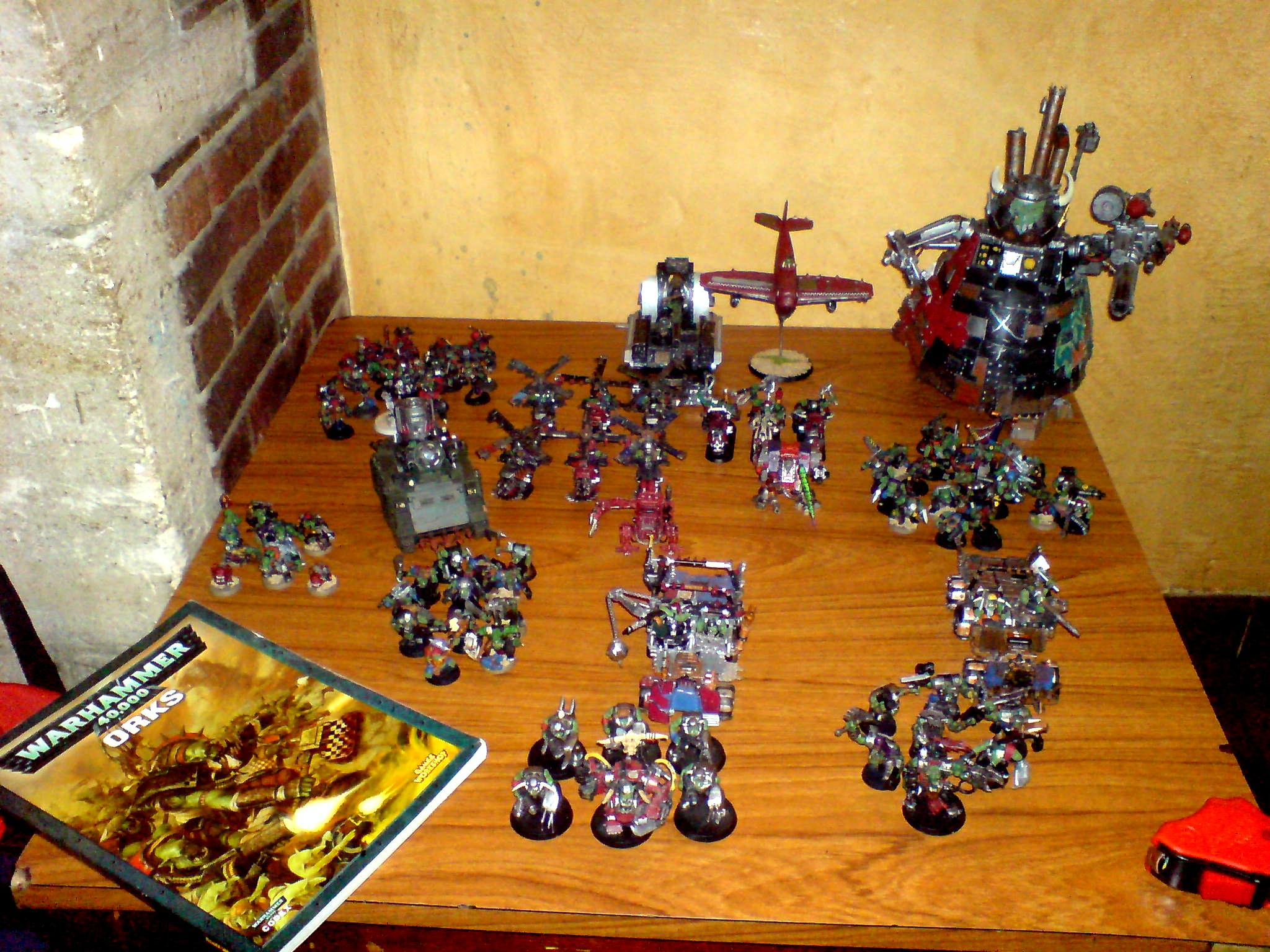 Apocalypse, Army, Orks, Stompa