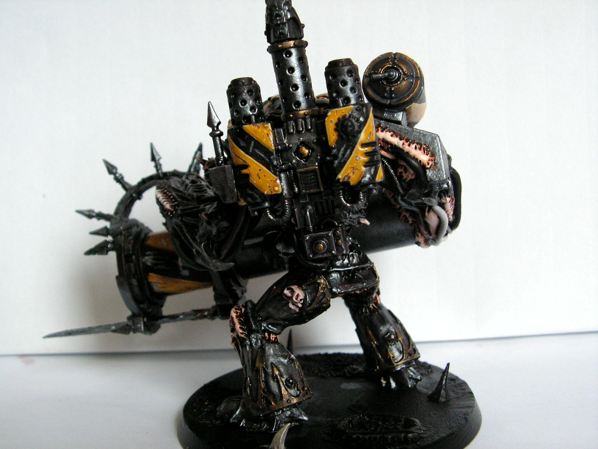 Chaos, Chaos Space Marines, Daemon Prince, Daemons, Iron Warriors