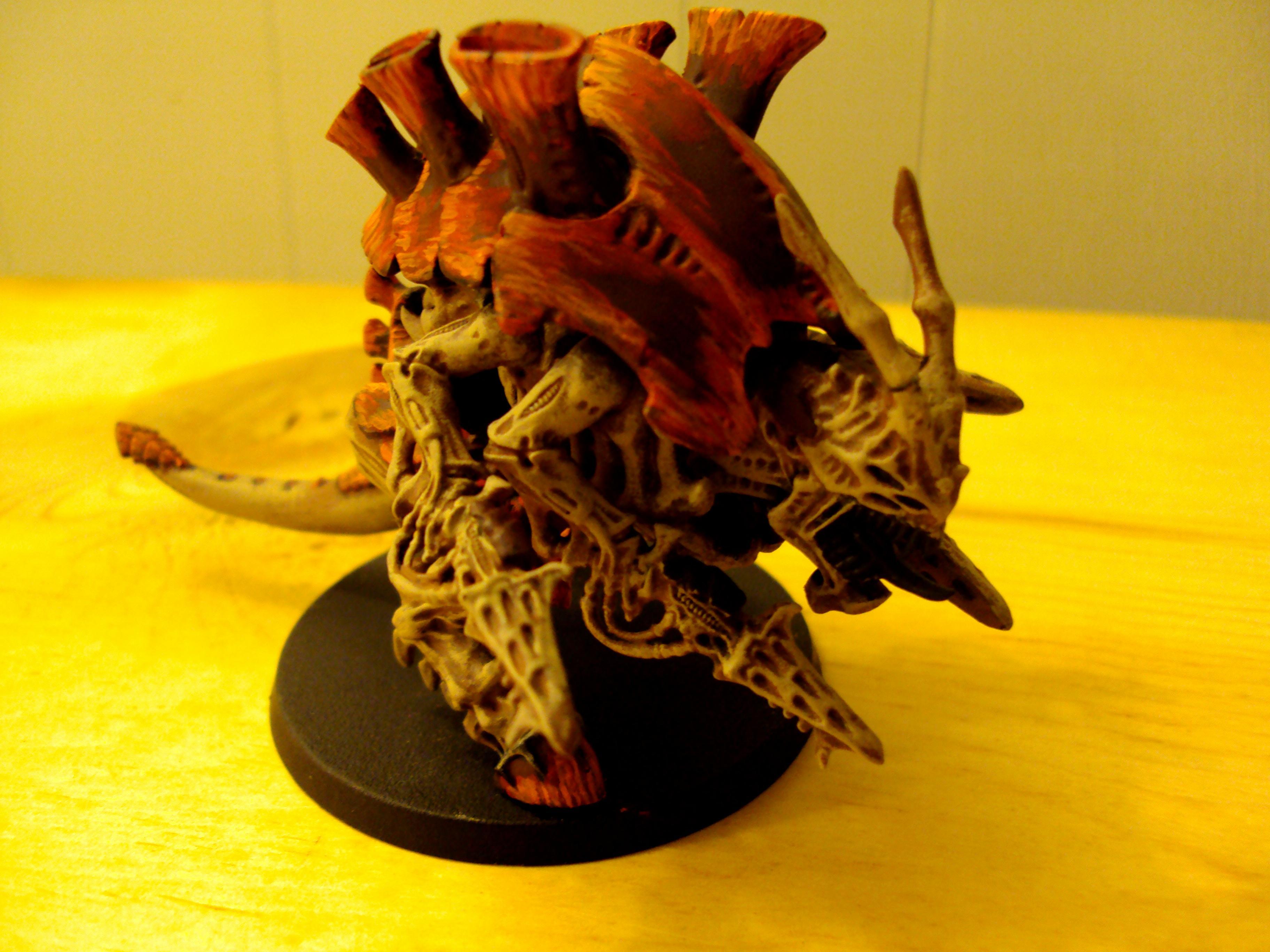 Carnifex, Hive Fleet Kraken, Tyranids