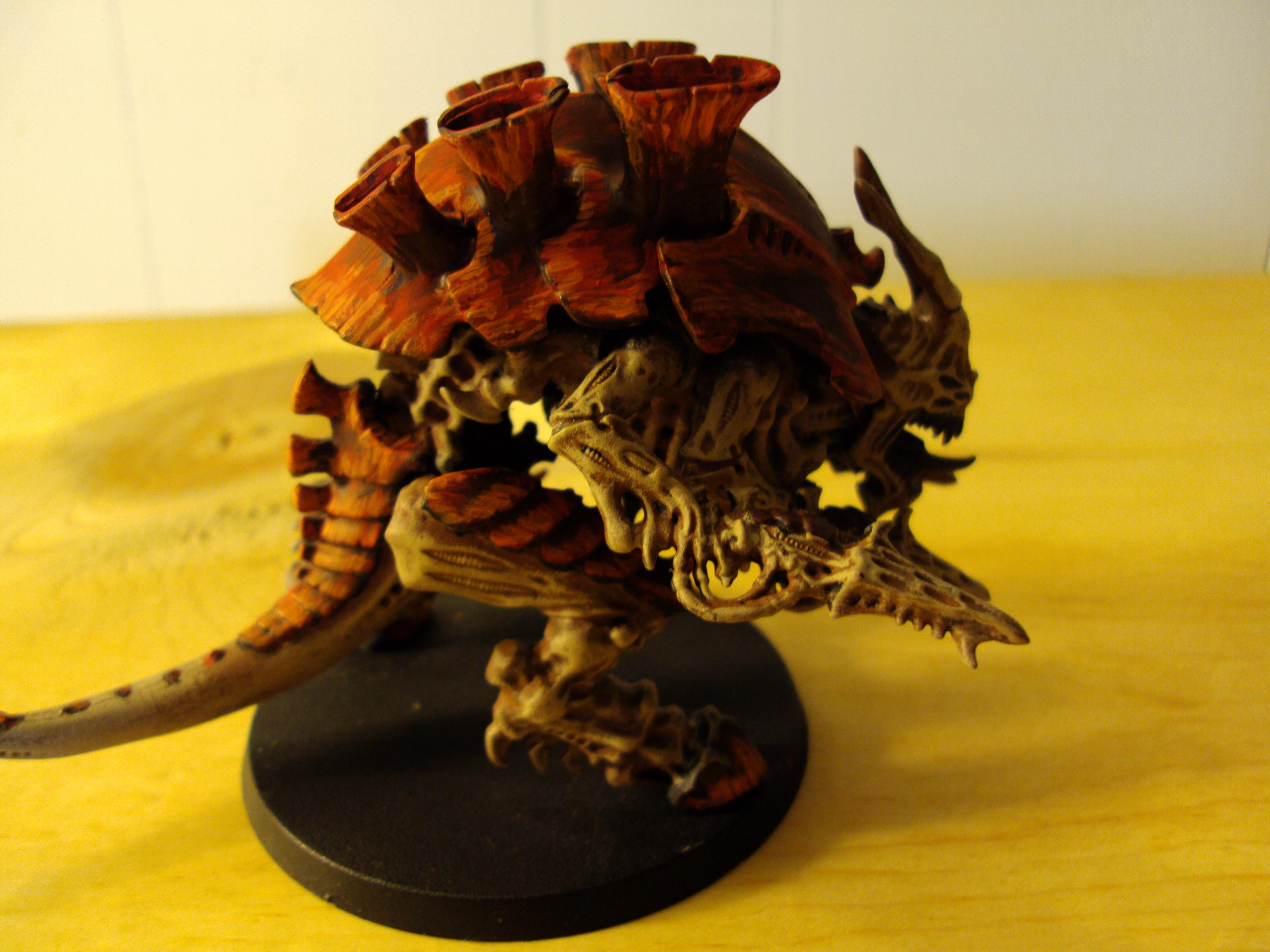 Carnifex, Dakkafex, Hive Fleet Kraken, Tyranids, Warhammer 40,000