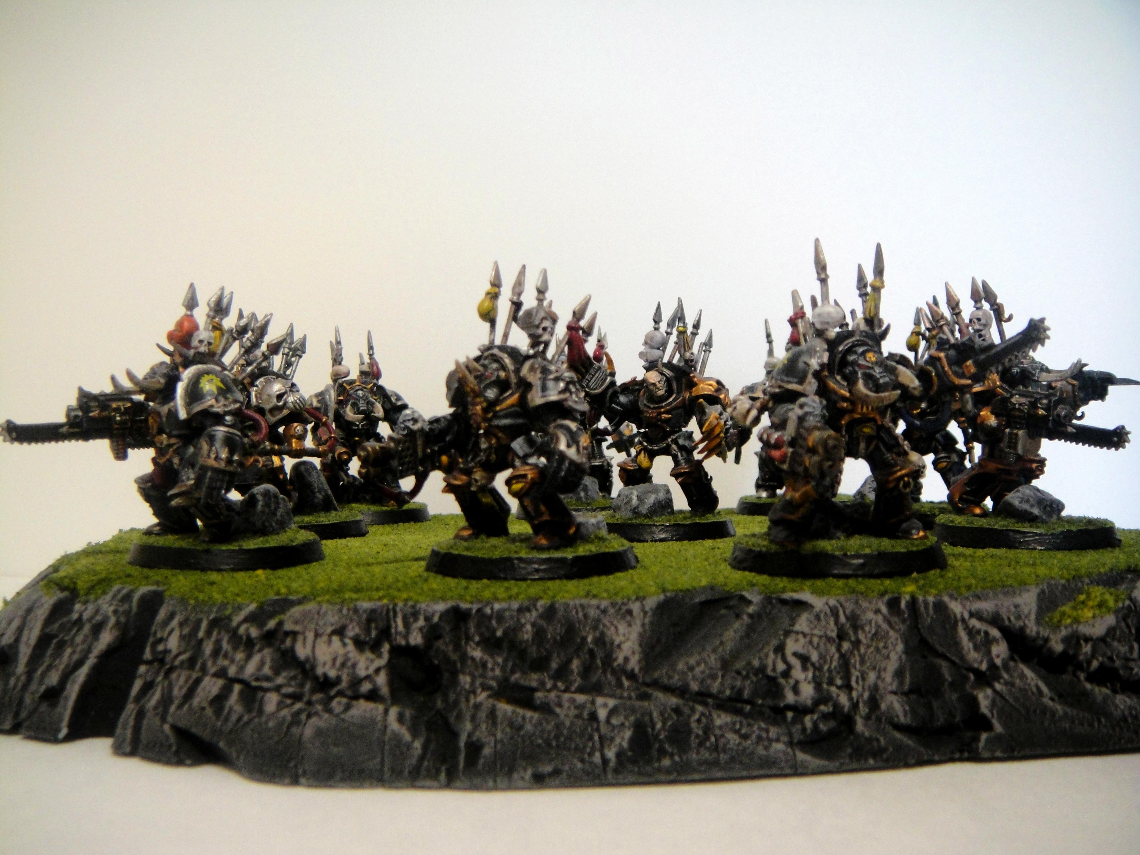 A, Base, Black, Black Legion Terminators, Cool, Legion, On, Set, Terminator Armor, Up