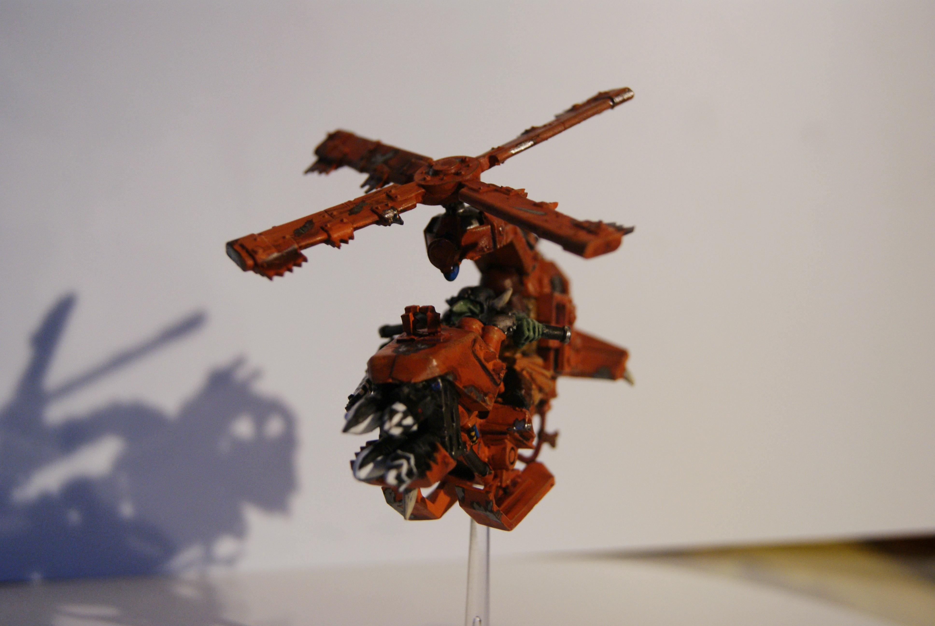 Conversion, Deffkopta, Gretchin, Grot Rebellion, Grot Rebels, Grots, Orks, Warhammer 40,000