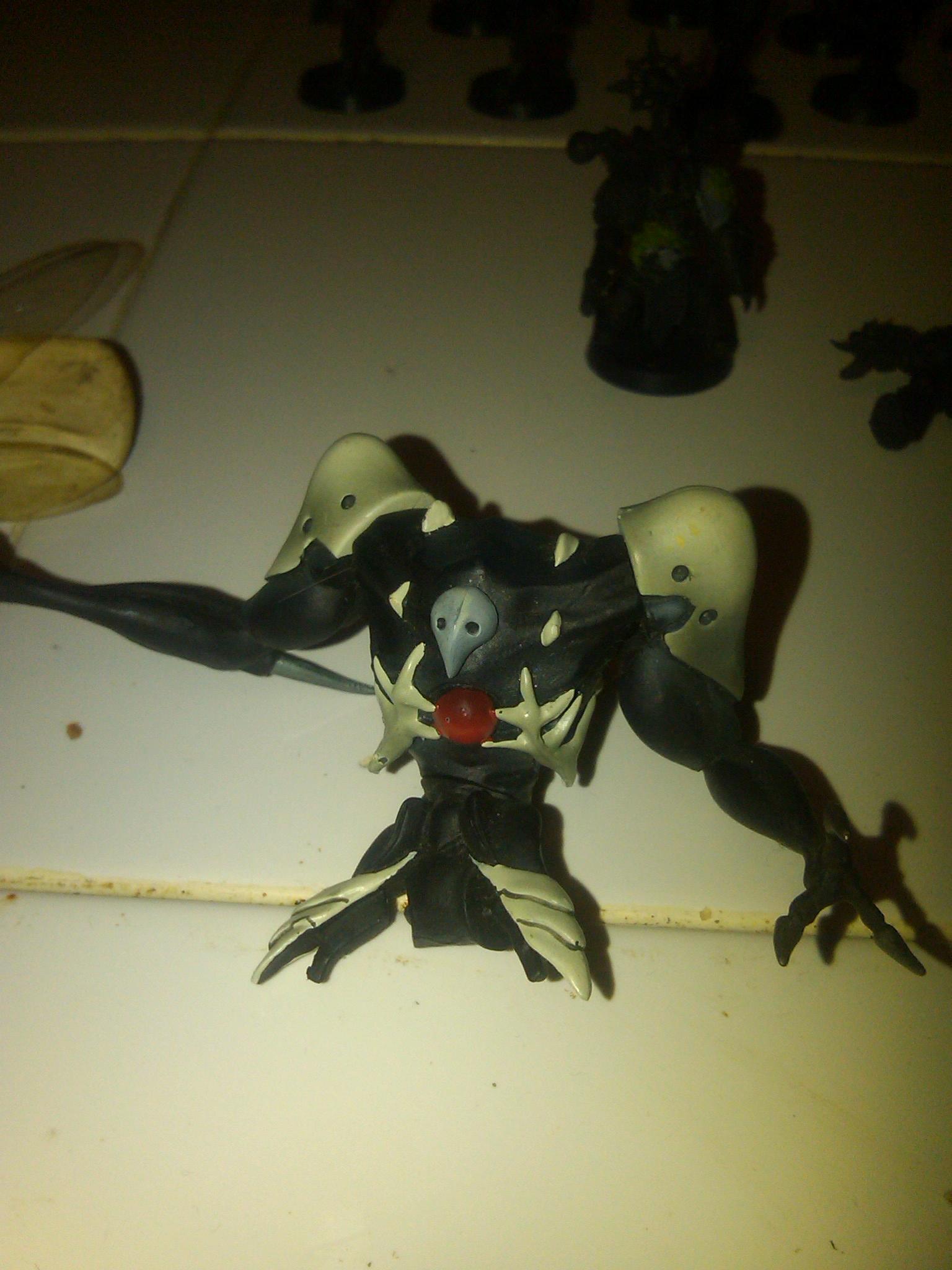 Torso of Karkous, Sachiel, 1st Angel of the EVA series