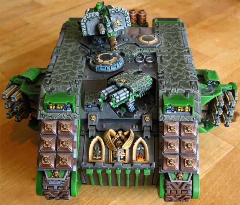 Crusader, Land Raider, Salamanders, Warhammer 40,000