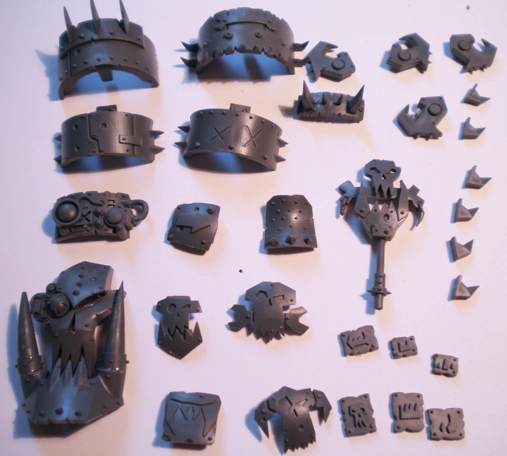 Deff Dread Fronts and Bitz