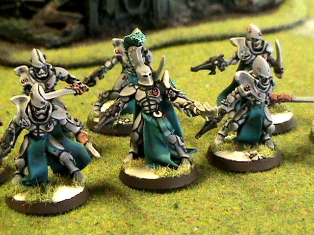 Conversion, Eldar, Exodites, Warhammer 40,000