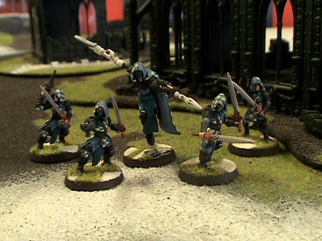 Eldar, Exodites, Harlequins, Warhammer 40,000