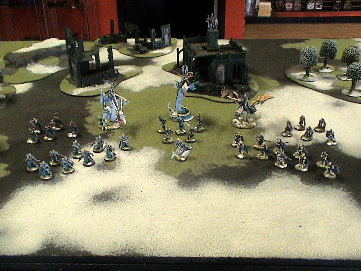 Eldar, Exodites, Warhammer 40,000
