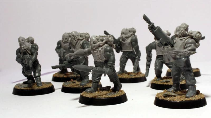 Chaos, Guard, Imperial Guard, Lost And The Damned, Traitors, Vraks, Warhammer 40,000, Warhammer Fantasy