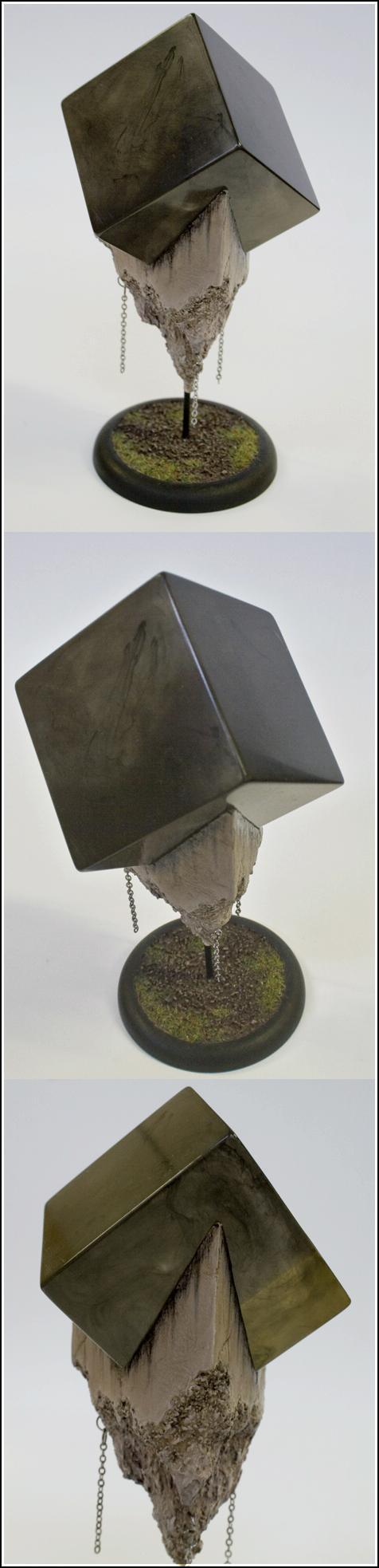 Black, Chaos, Cube, The Black Cube