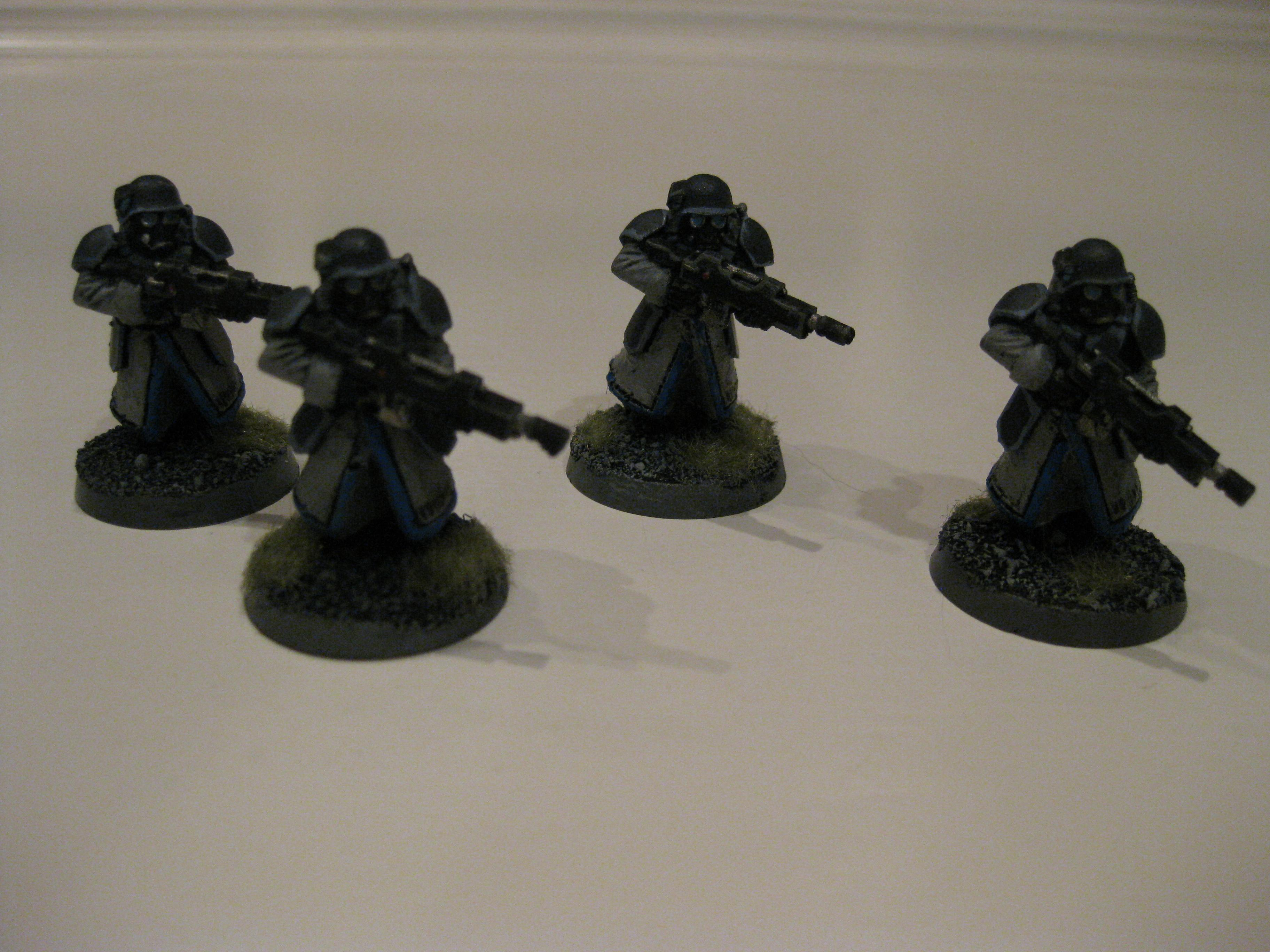 Greatcoat, Imperial Guard, Infantry, Warhammer 40,000