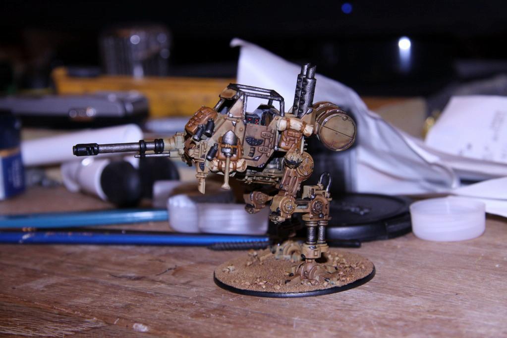 Desert, Imperial Guard, Sentinel, Walker