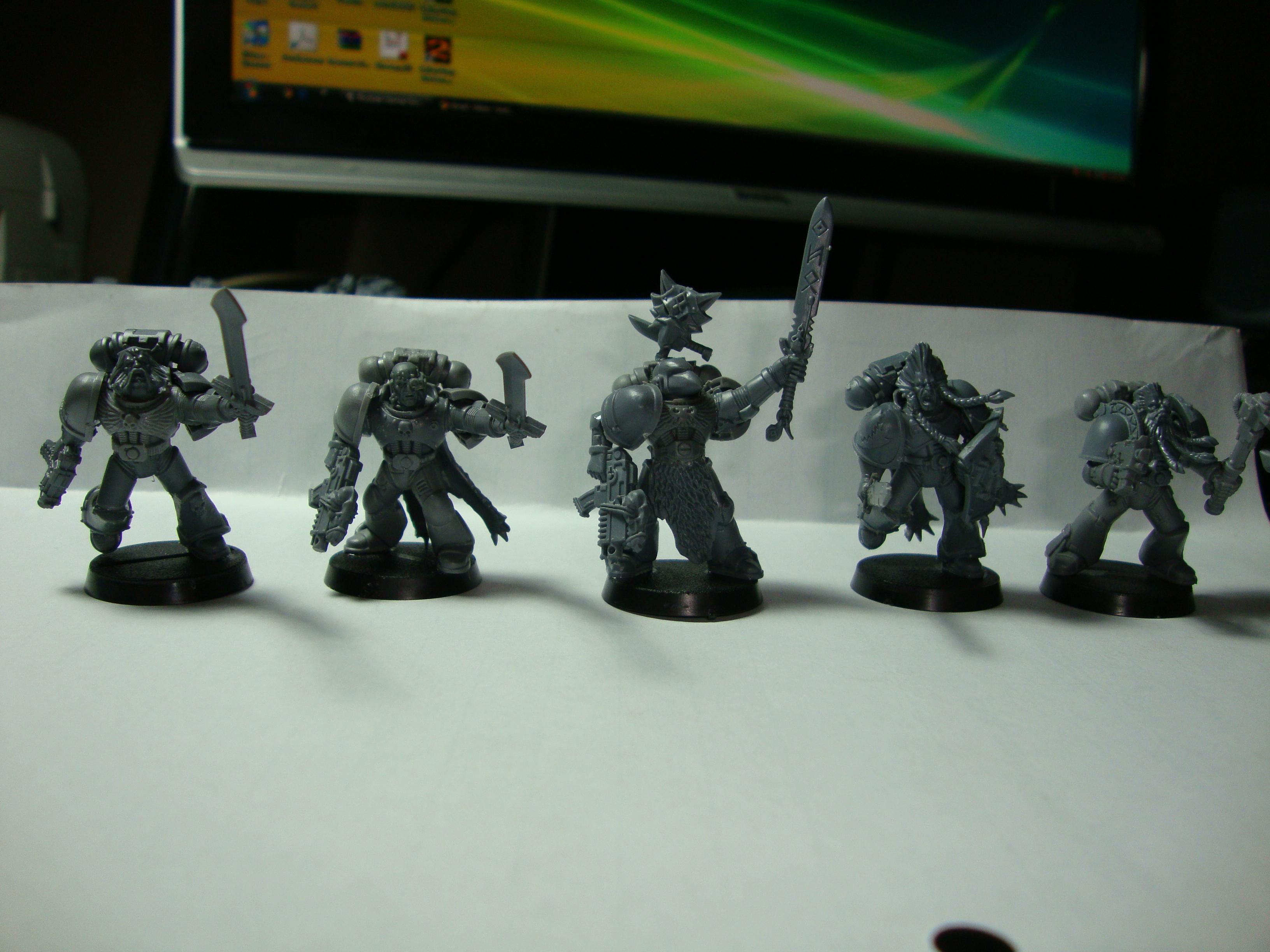 Space Marines, Space Wolves