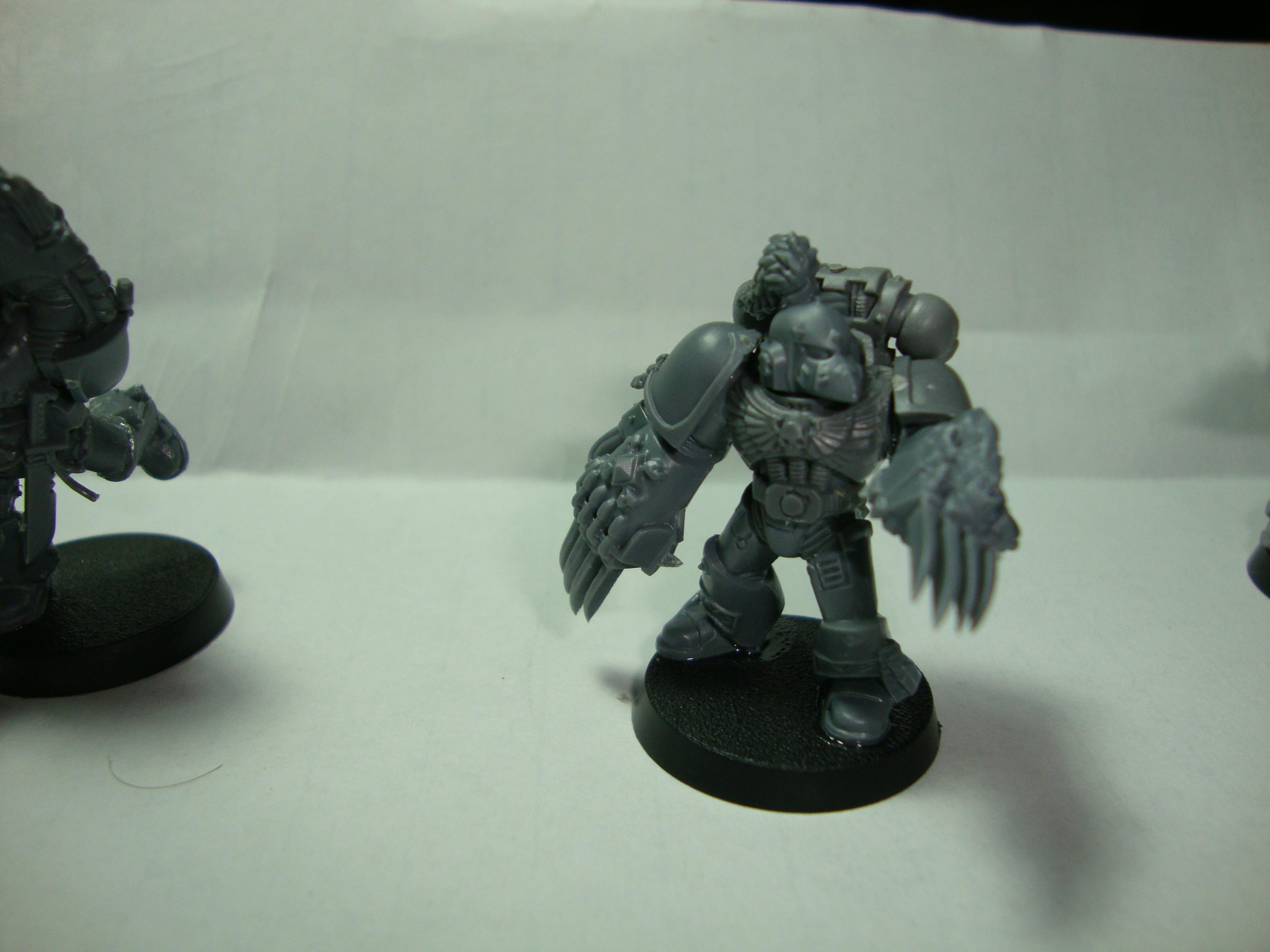Power Armored Wolf Guard