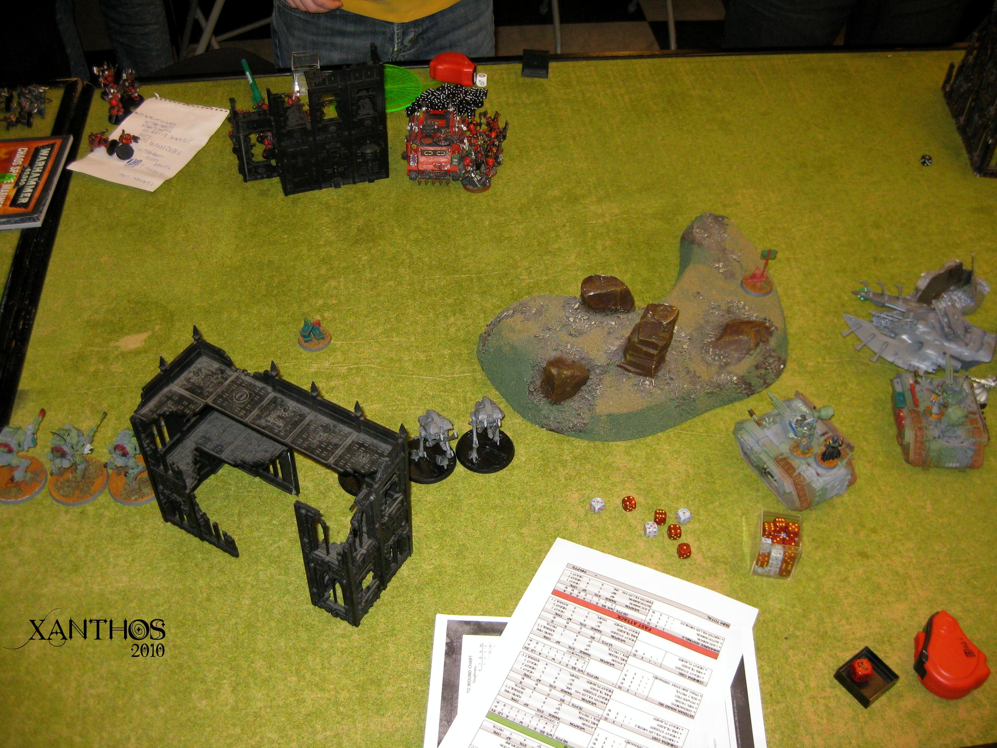 Death Korps of Krieg, Imperial Guard, In Game, Tournament, Warhammer 40,000