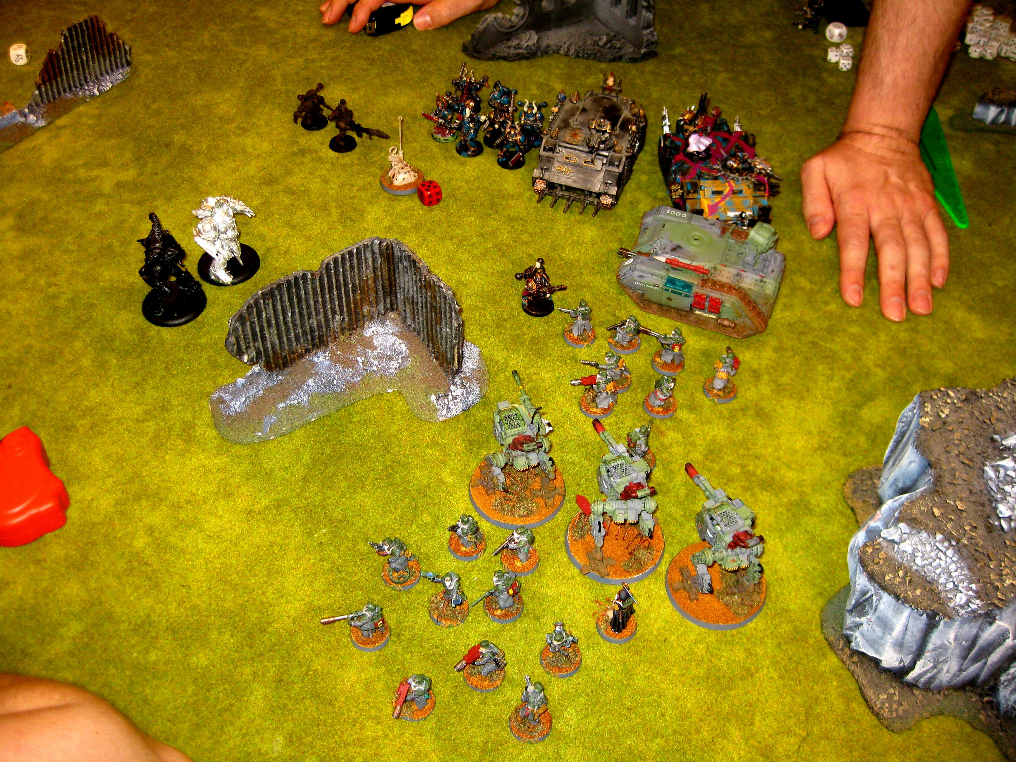 Death Korps of Krieg, Gaming, Imperial Guard, Tournament, Warhammer 40,000