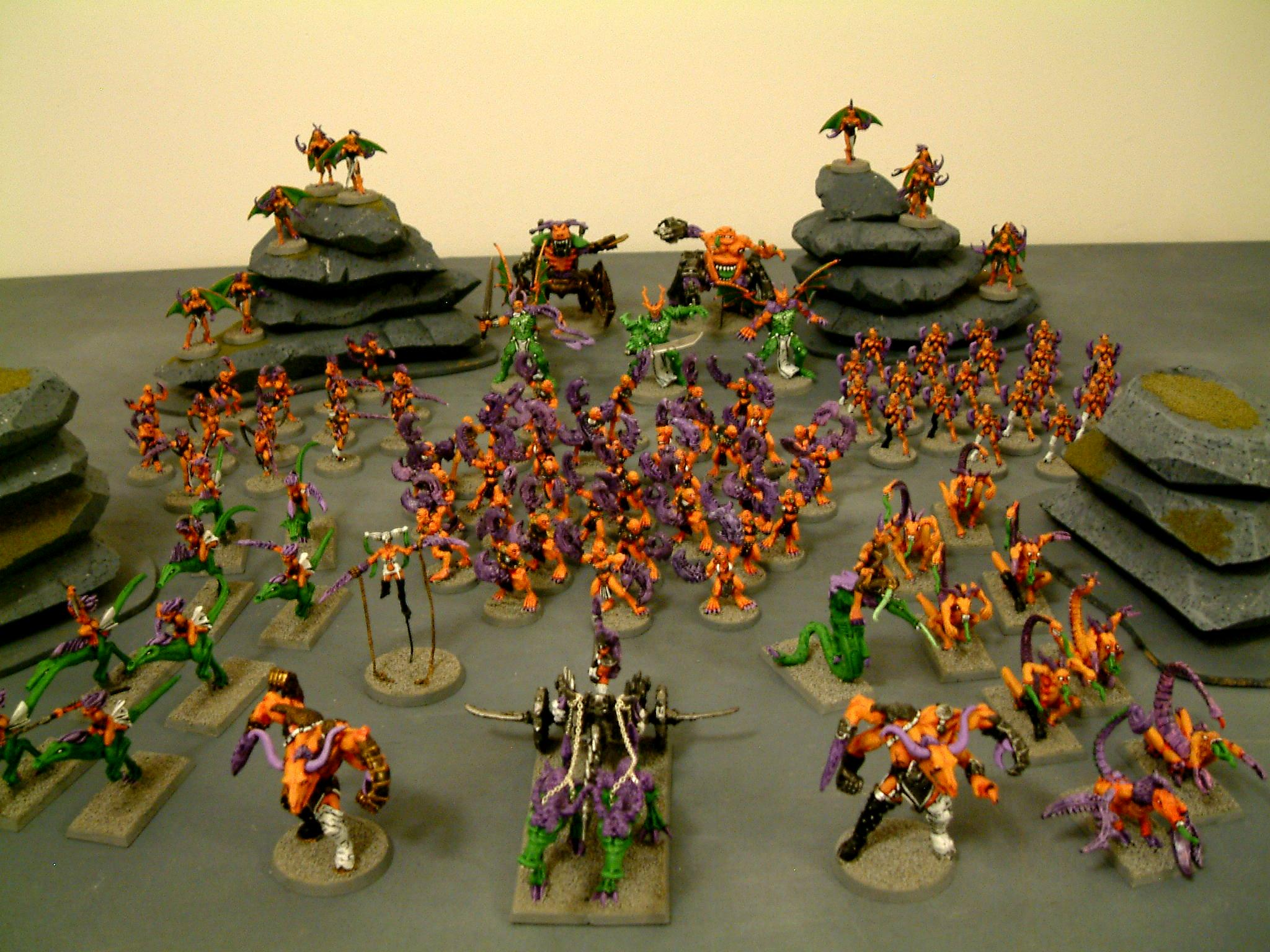 Army, Chaos, Classic, Daemonettes, Daemons, Fiends, Furies, Green, Keeper, Old, Orange, Out Of Production, Princes, Purple, Secrets, Slaanesh, Warhammer 40,000