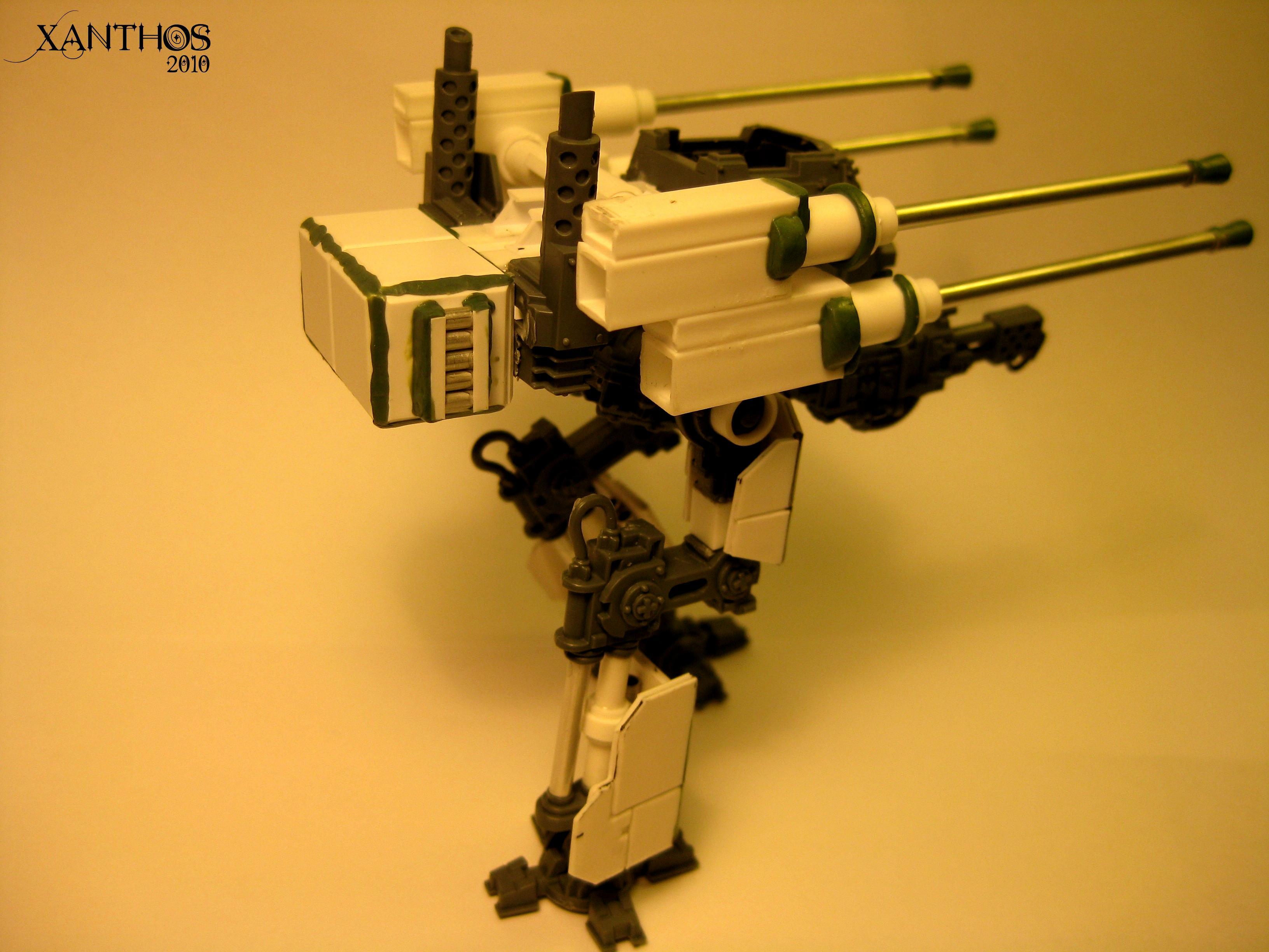 Conversion, Hydra, Imperial Guard, Sentinel