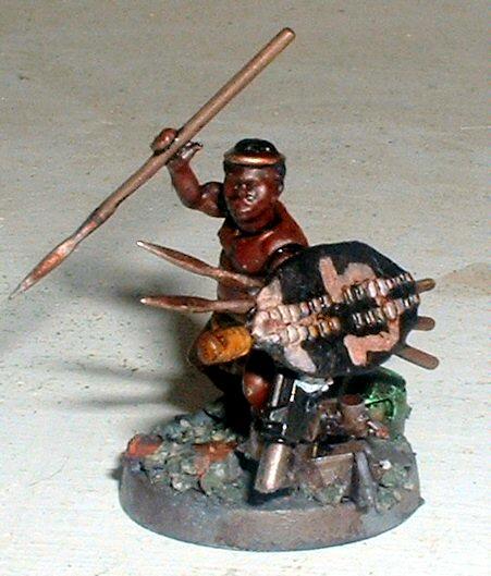 Imperial Guard, Zulu