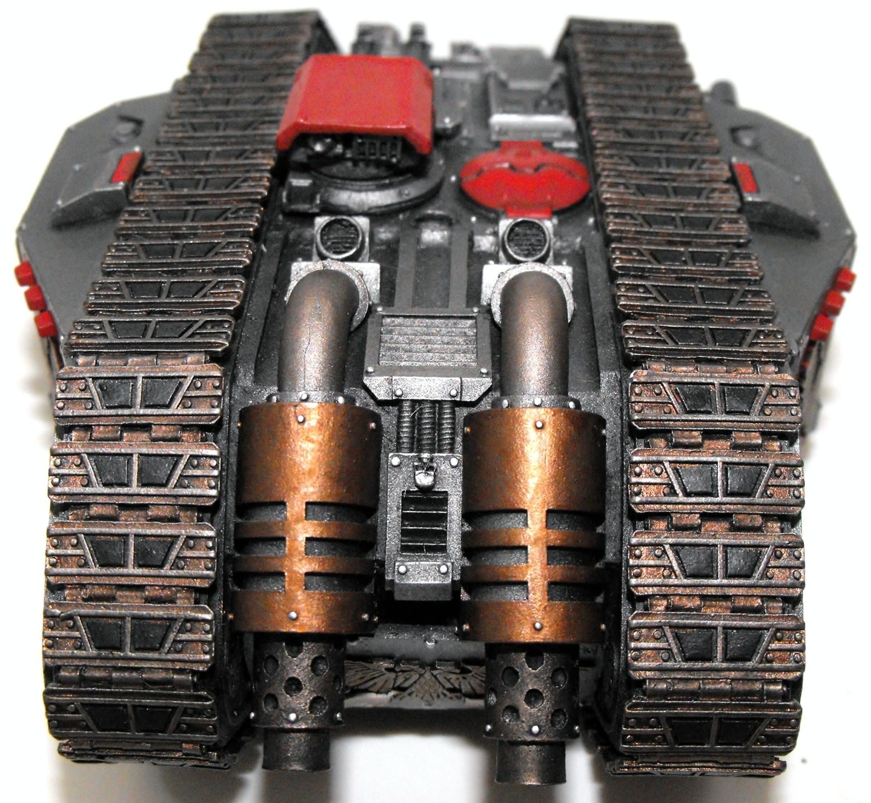 Forge World Pre Heresy, Land Raider