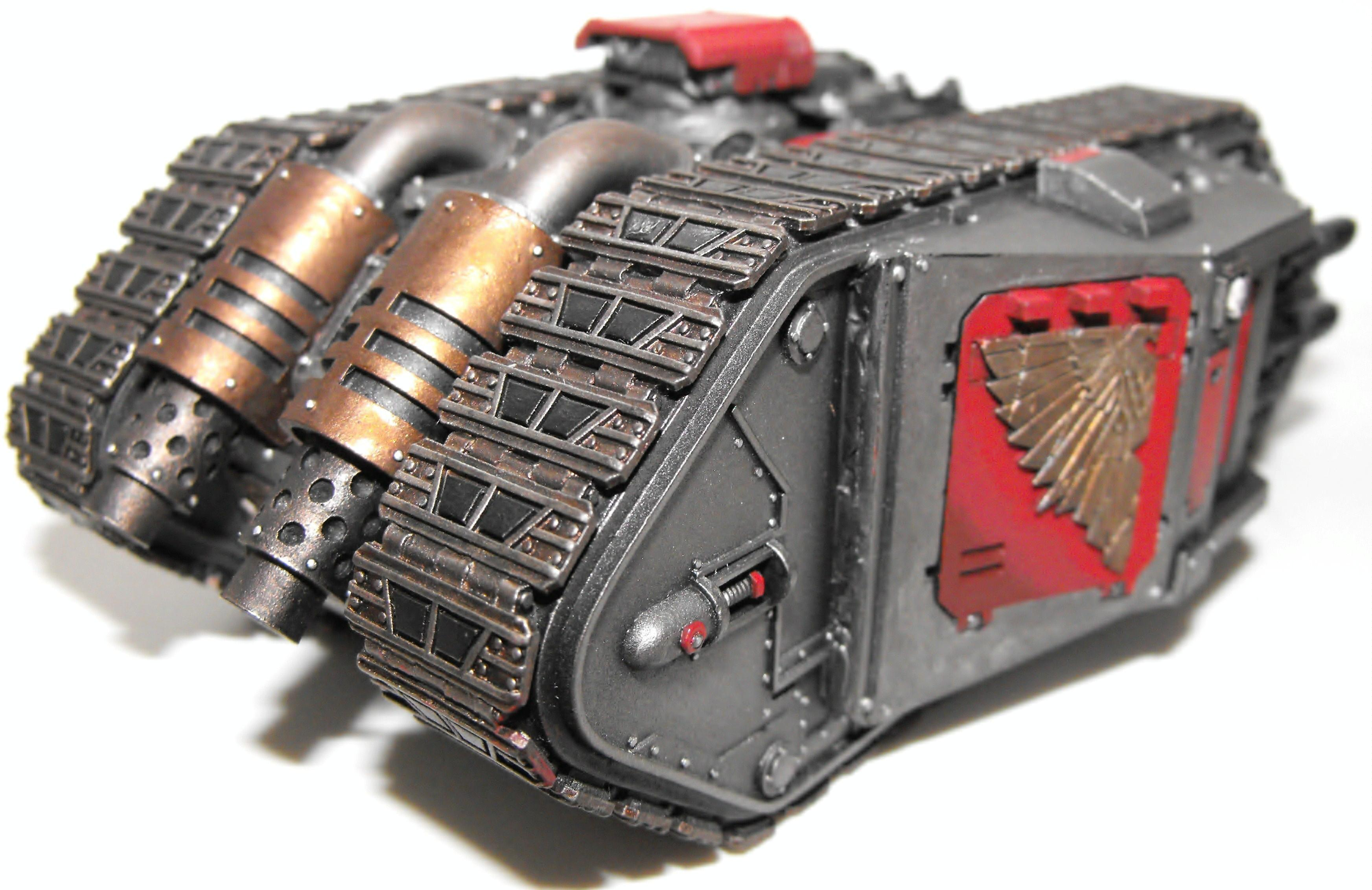 Land Raider, Pre Heresy, Space Marines