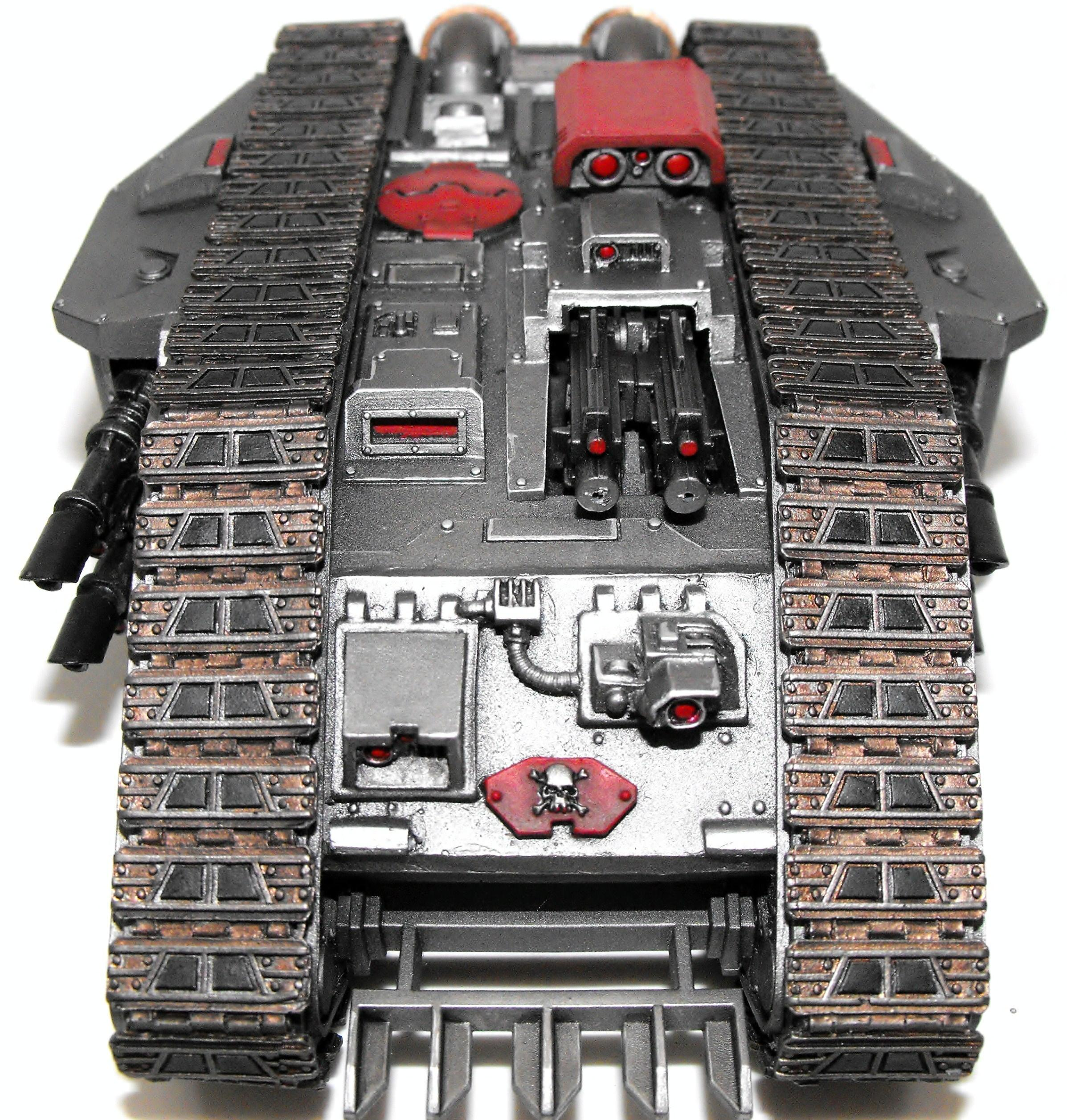Land Raider, Pre Heresy, Space Marines