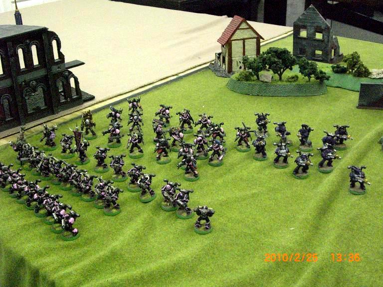 Apocalypse, Chaos, Emperor's Children, Orks, Warhammer 40,000