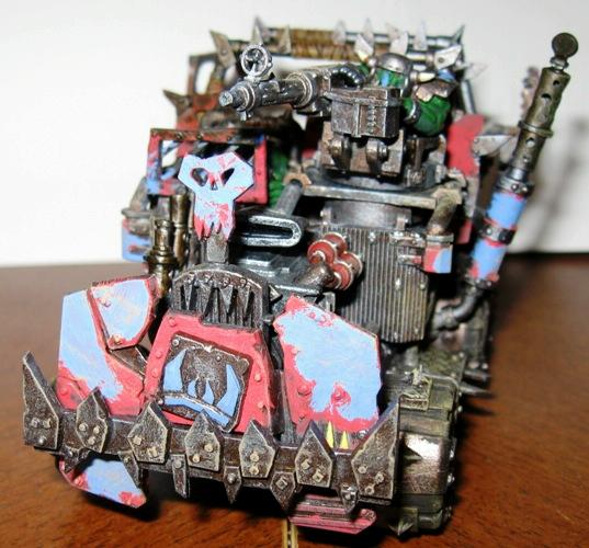 Ork Truck, Trukk - Front