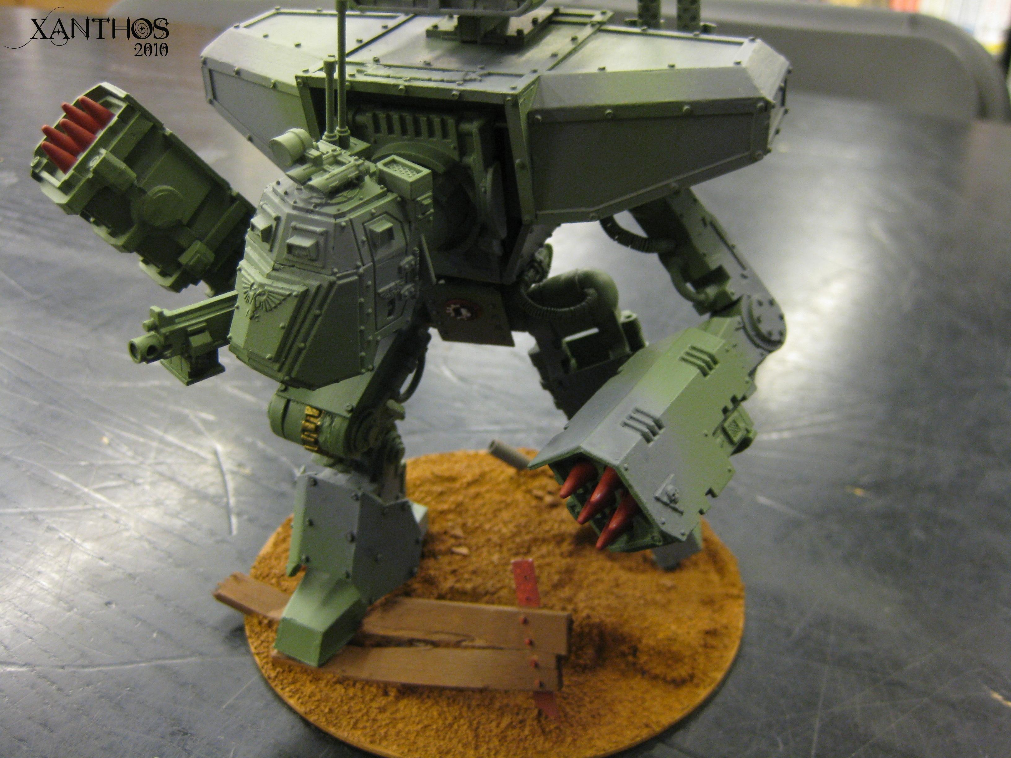 Titan, Manticore Knight 1