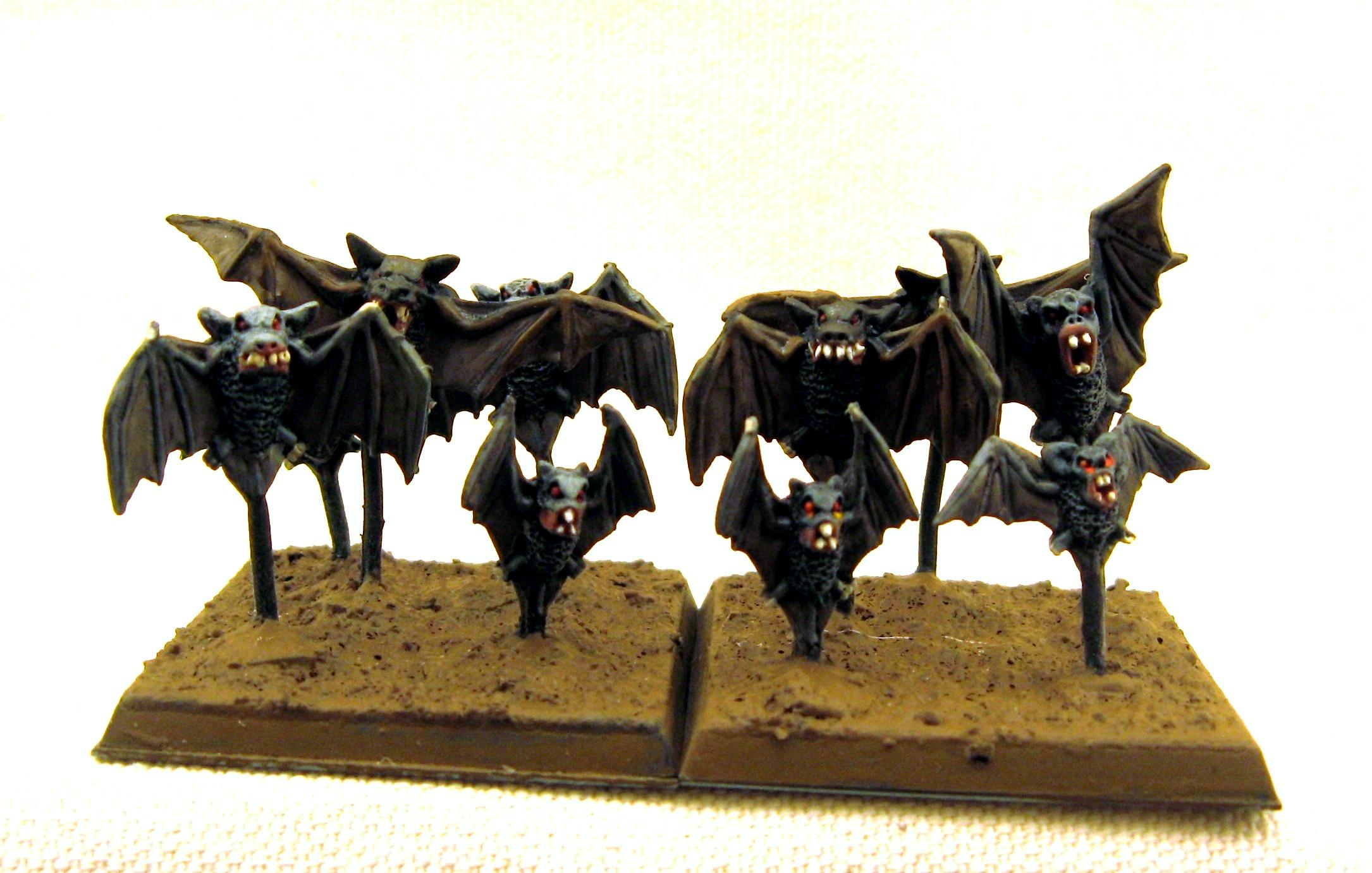 Bars, Bats, Vampire Counts, Warhammer Fantasy
