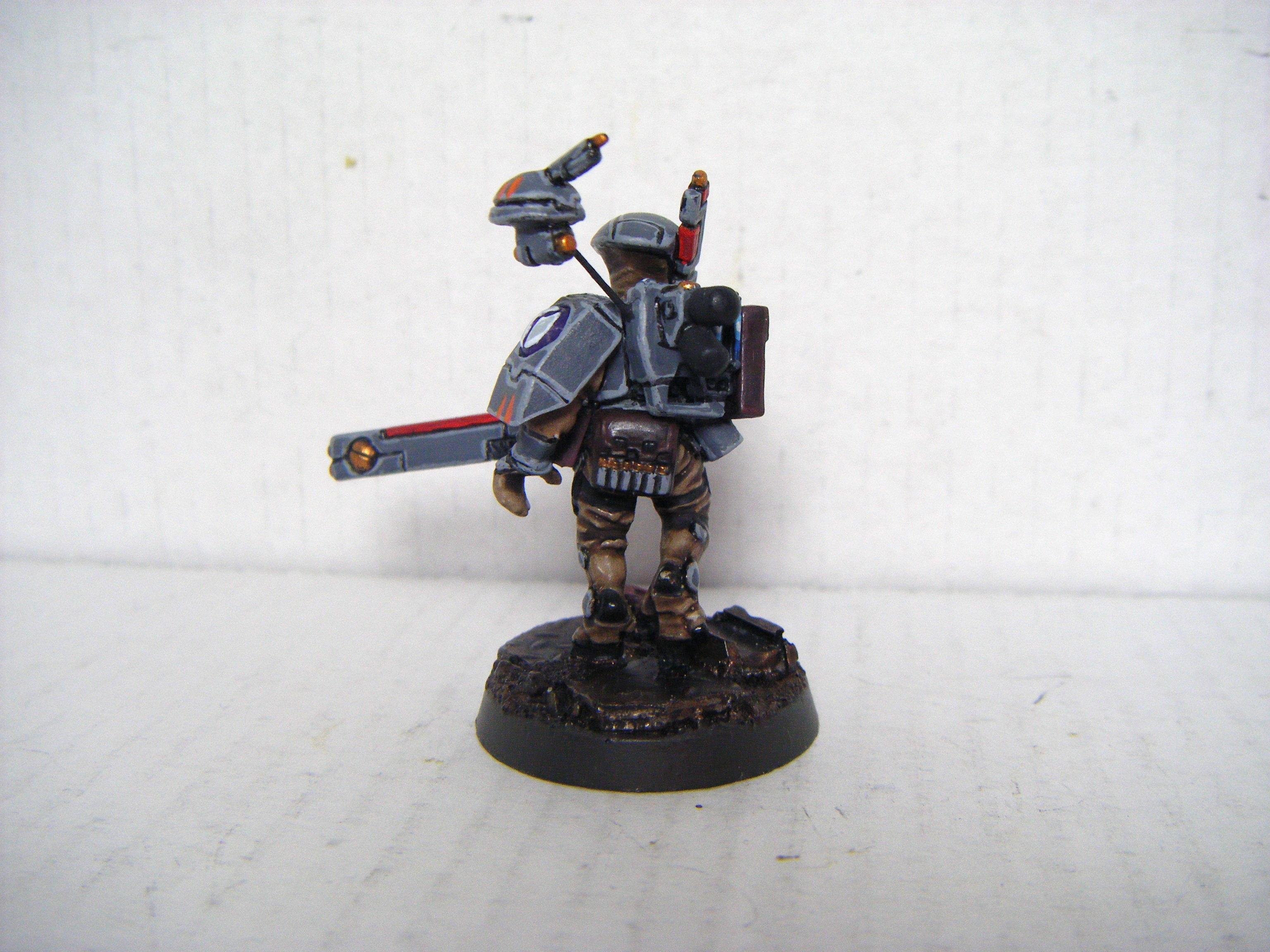Drone, Fire Warriors, Medic, Tau