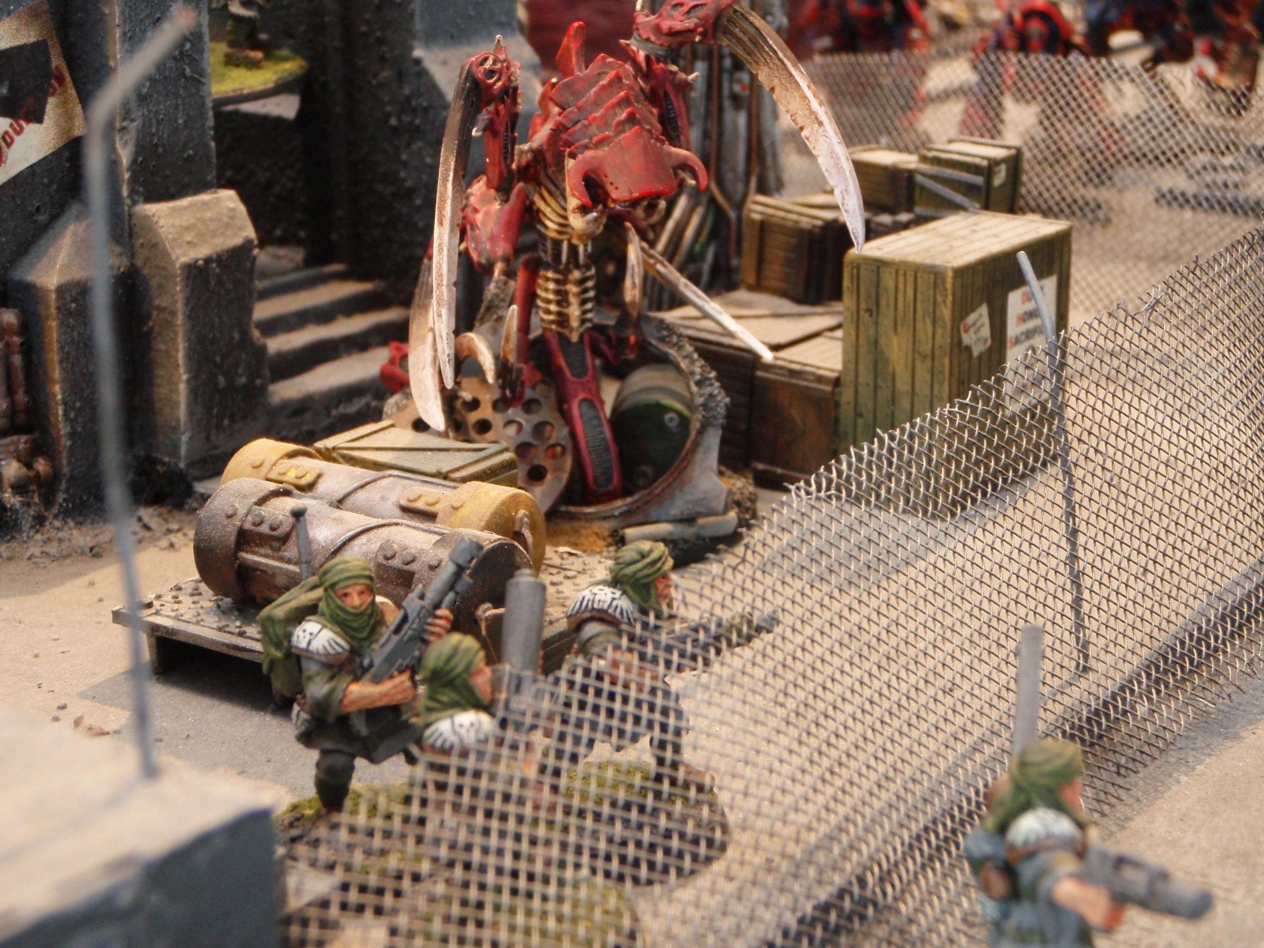 Lictor, Red Terror, Tyranids, Warhammer 40,000