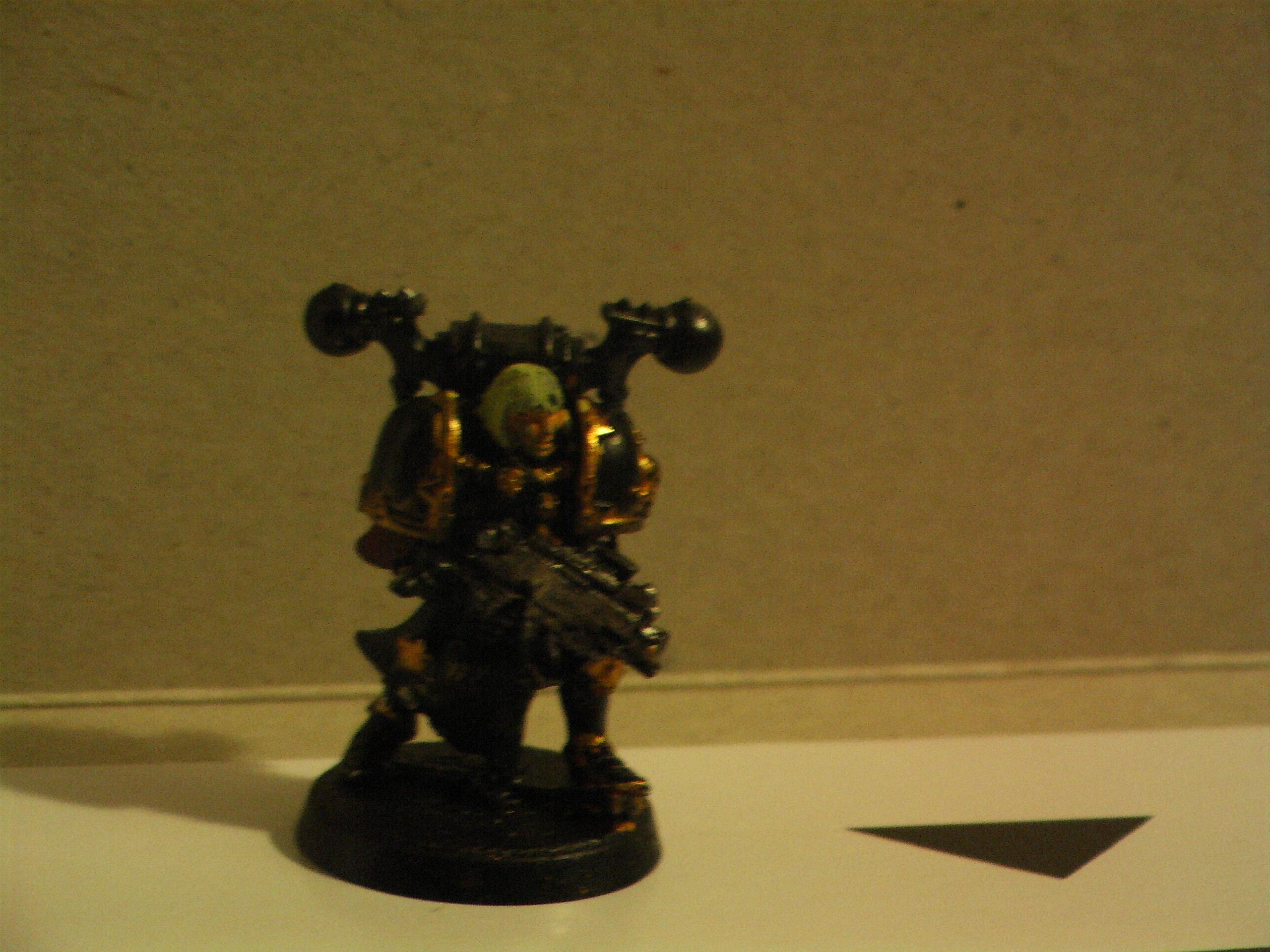 Chaos Space Marines, Female, Space, Space Marines
