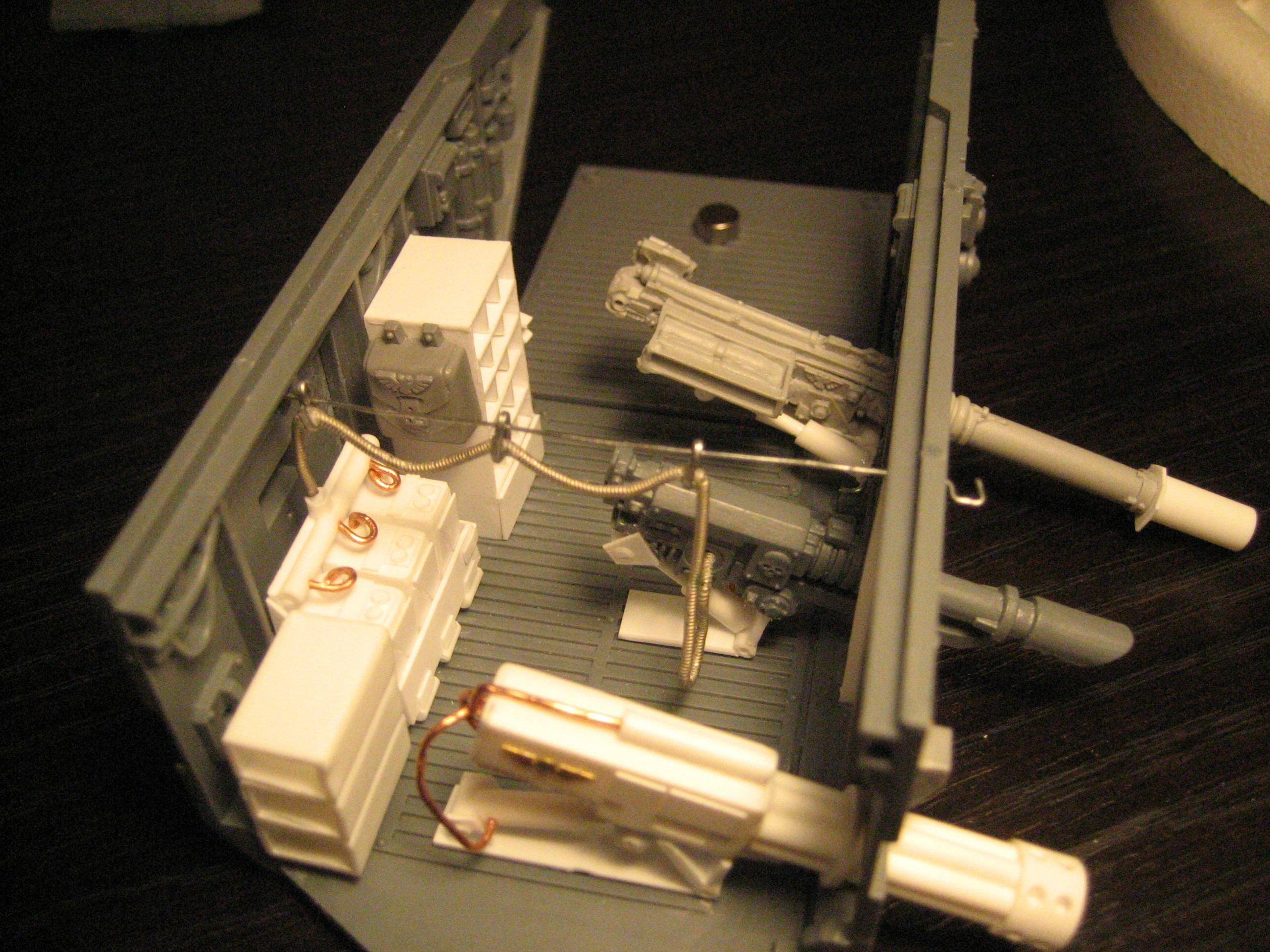 Gunship, Imperial Guard, Valkyrie