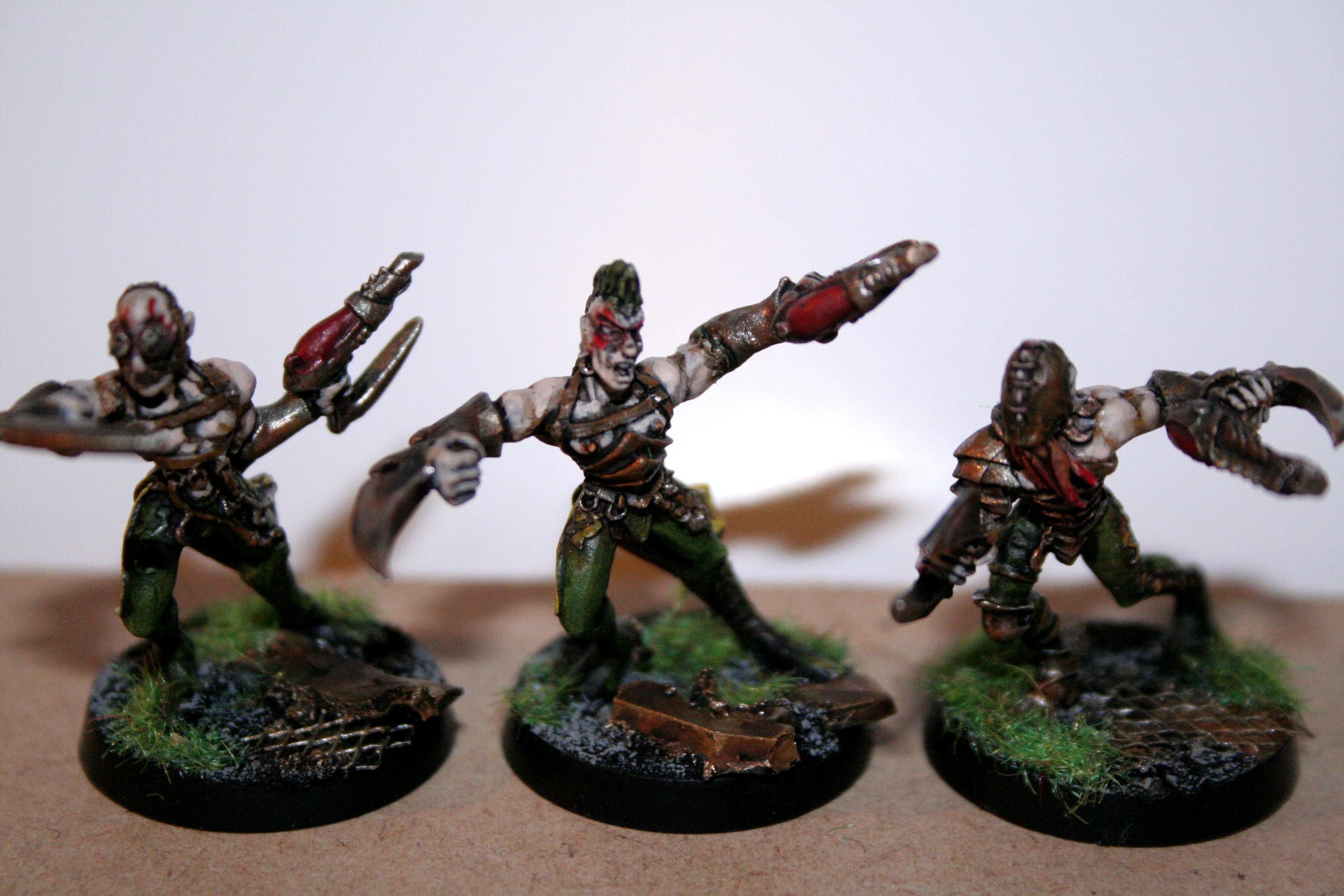 Dark Eldar, Frodo, Mandrake