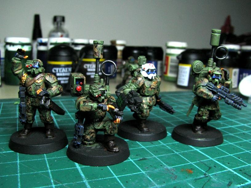 Ccs, Imperial Guard, CCS Part 1