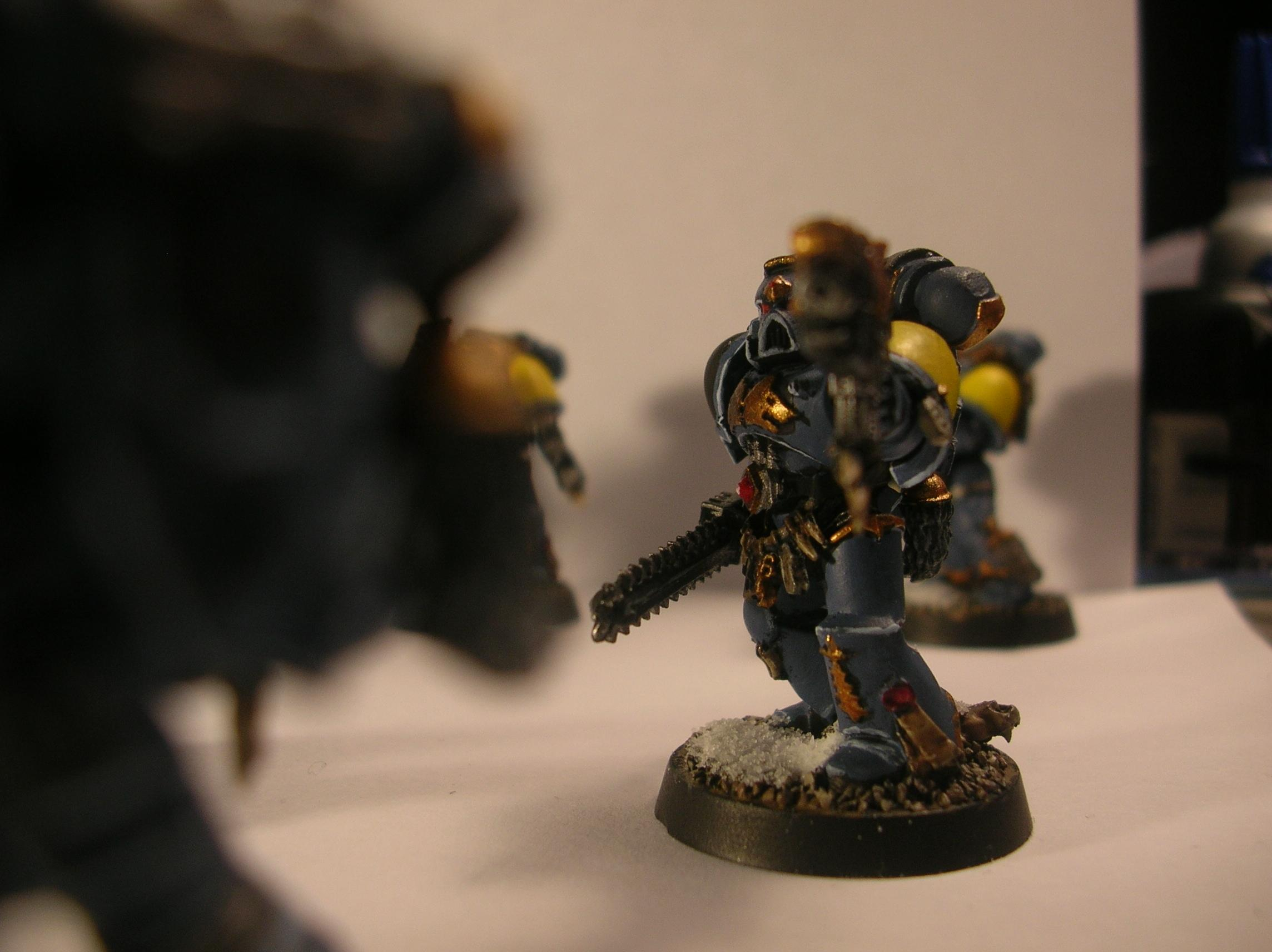 Frostblade, Grey, Guard, Hunter, Snow, Space, Space Wolves, Winter, Wolf, Wolves, Wulfen