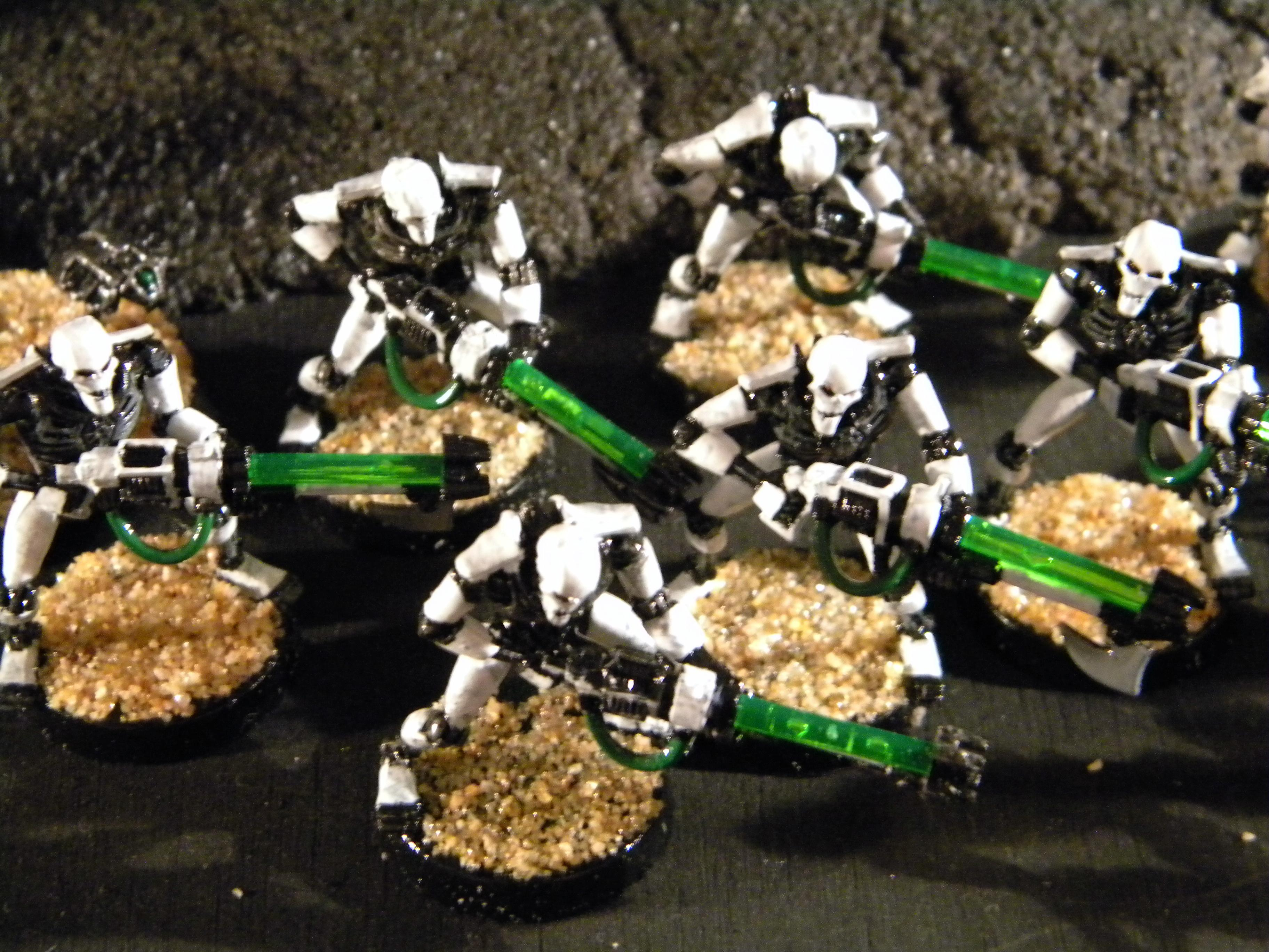 Necrons, troops
