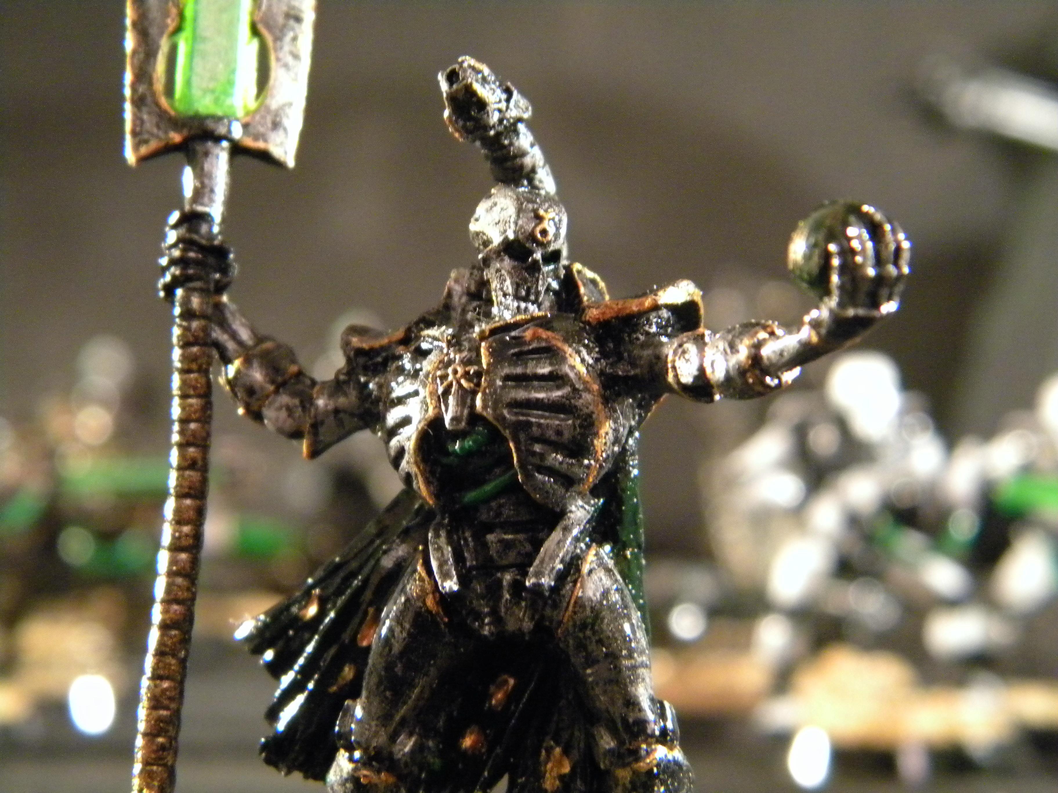 Necron Lord, Necrons