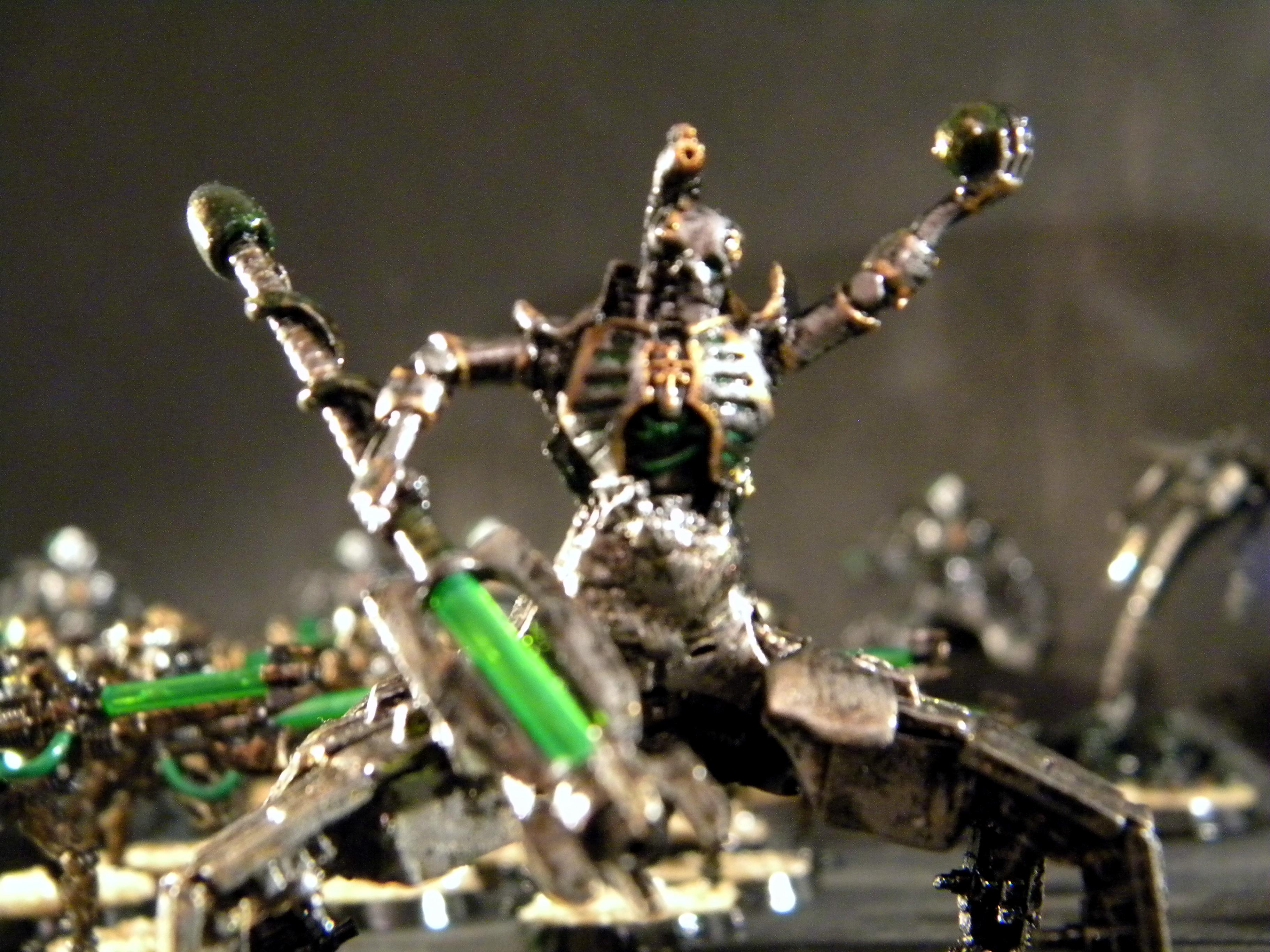 Necrons, Tomb Lord, tomb lord. necron