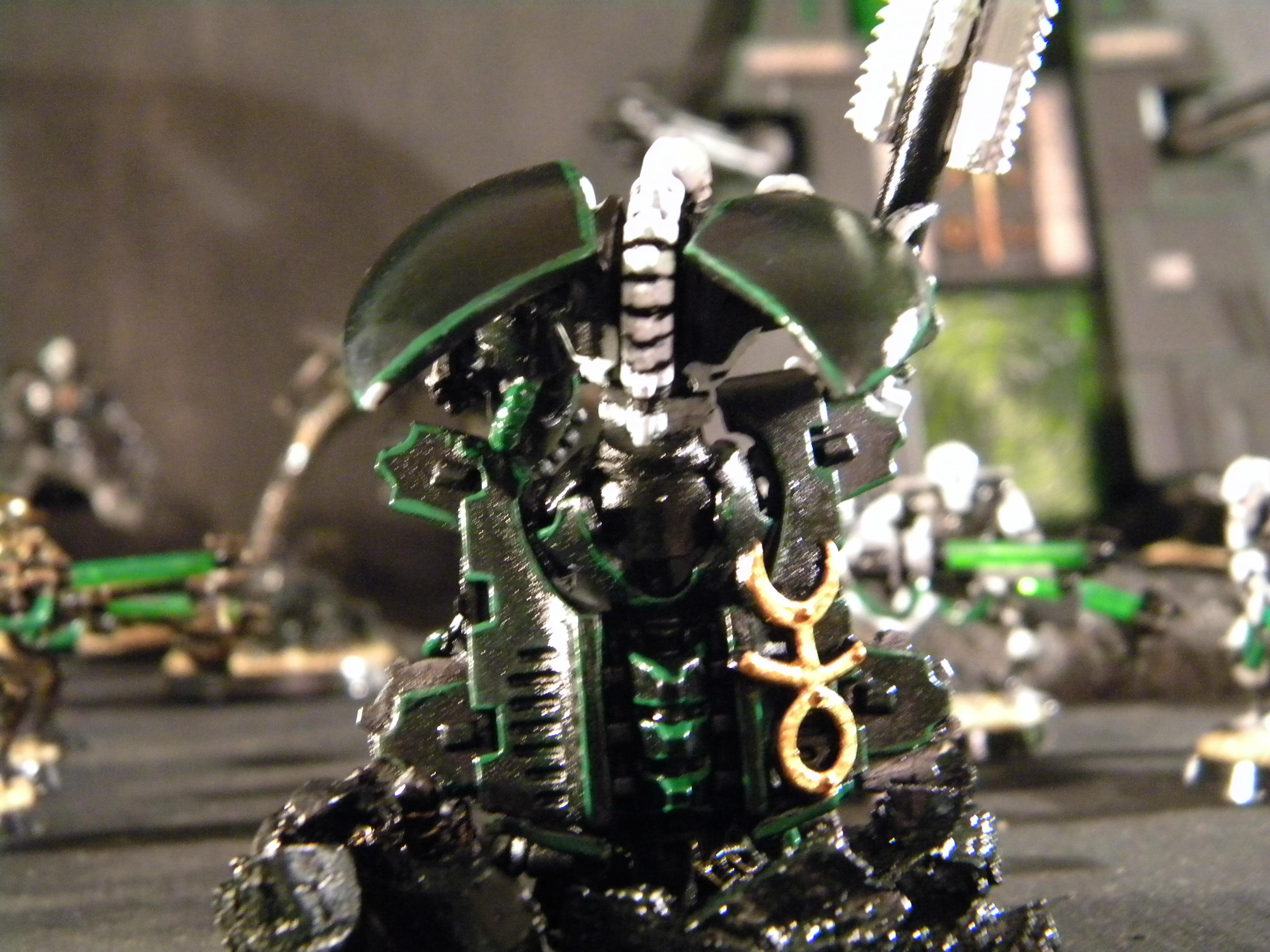 Destroyer Lord, Necrons