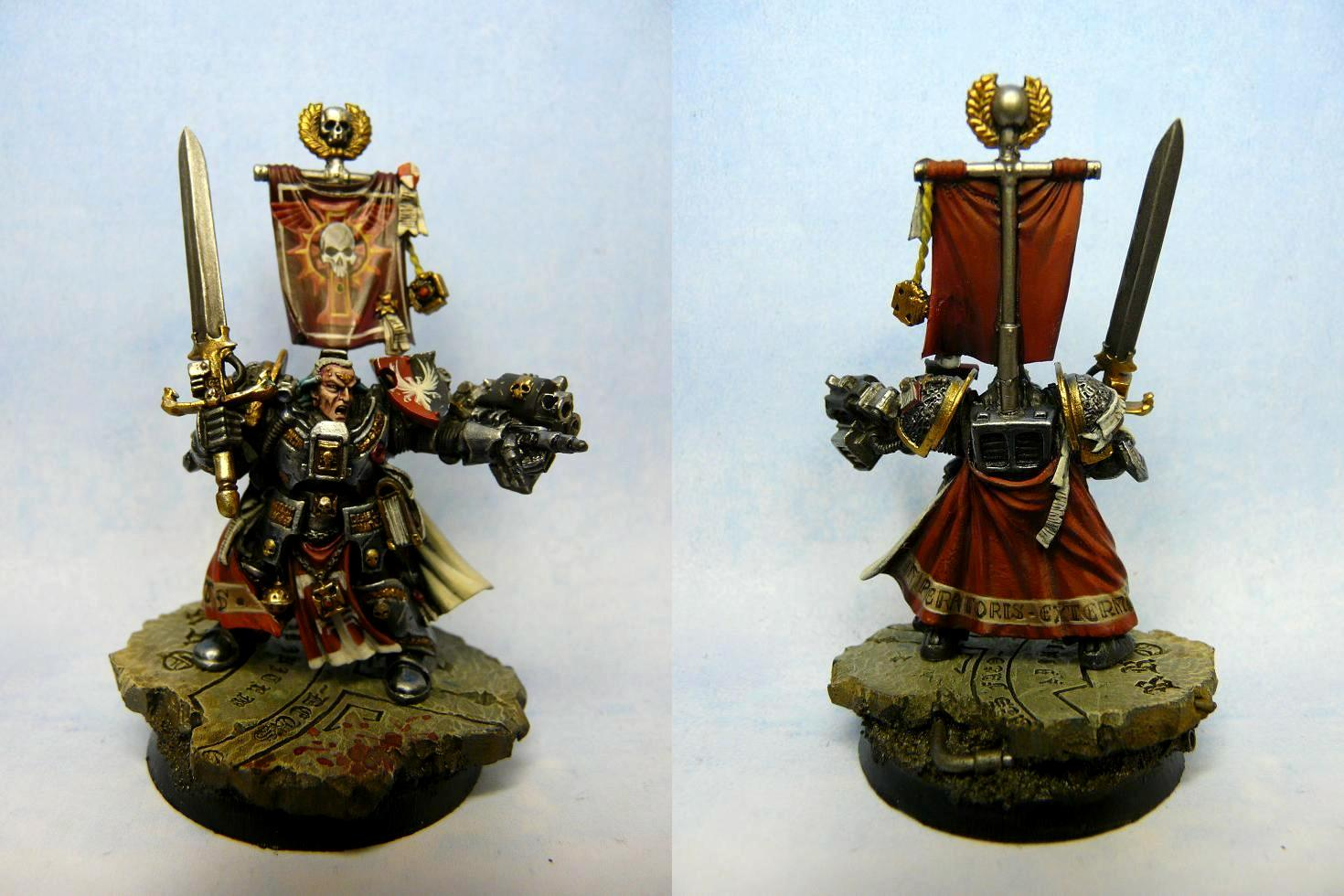 Grey Knights, Inquisition, Inquisitor, Special Character, Warhammer 40,000