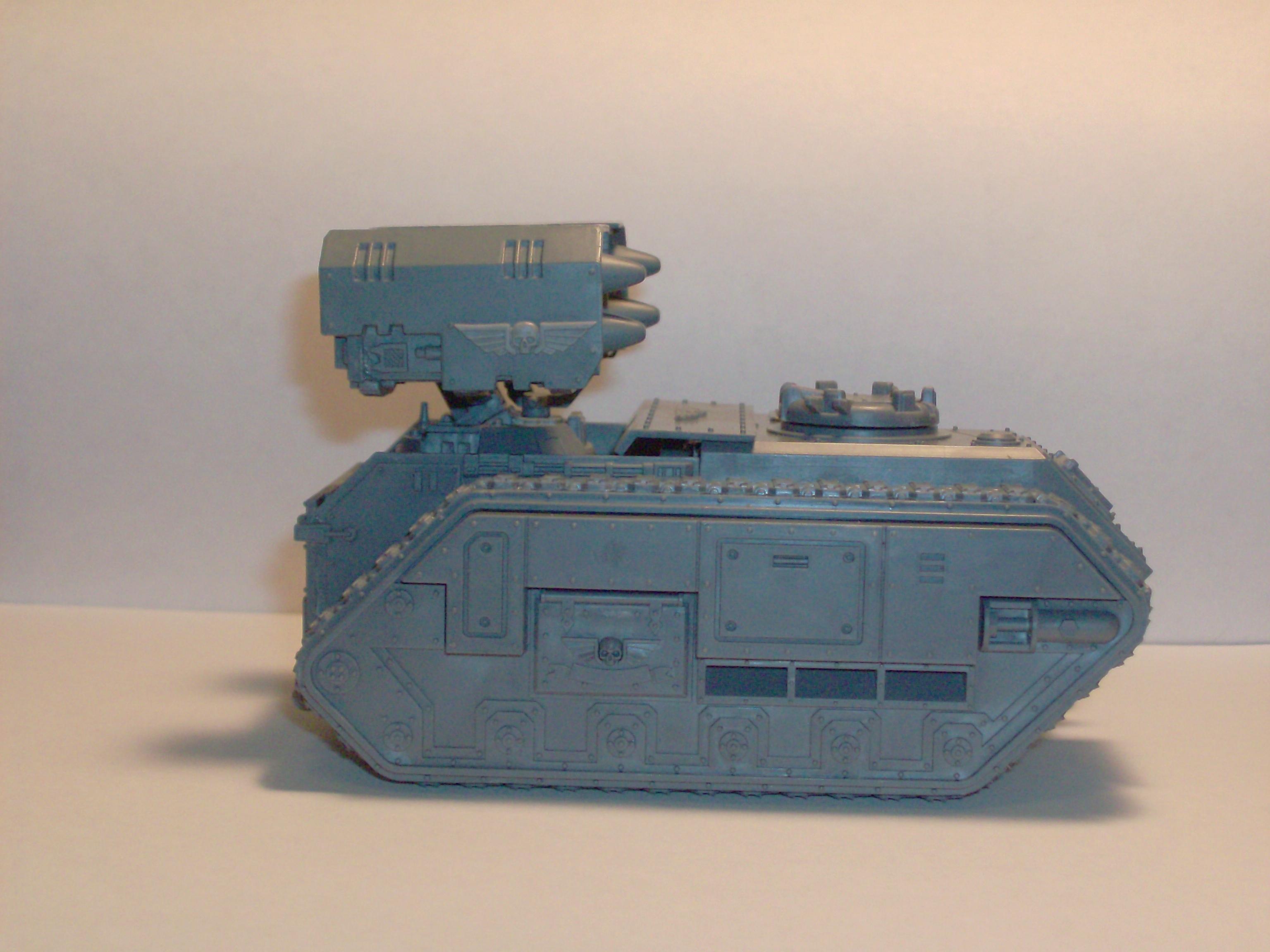 Imperial Guard, Tank, Warhammer 40,000, Work In Progress