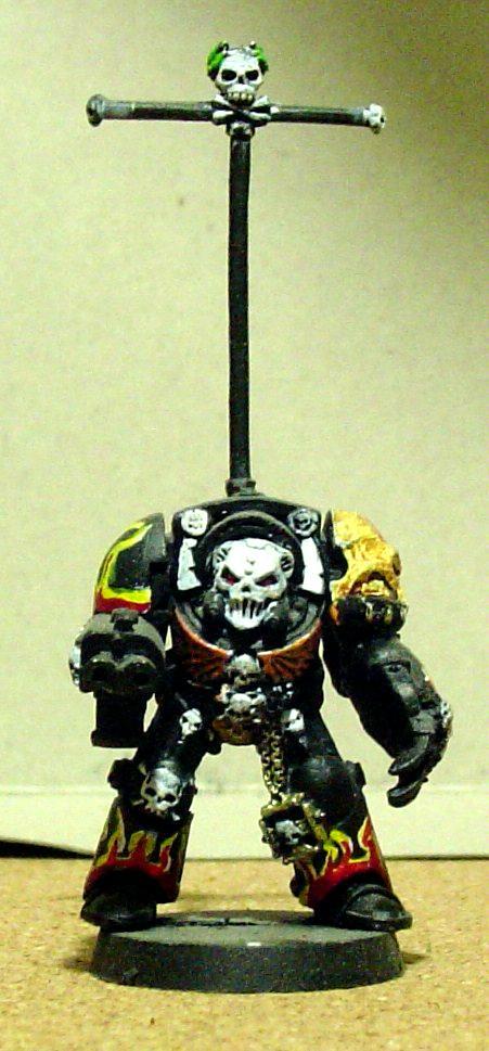 Legion Of The Damned, Terminator Armor
