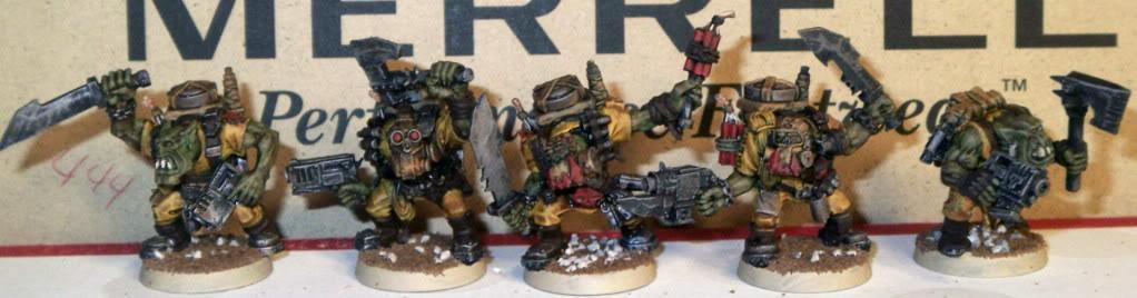 Kommando, Orks, Kommandos 2